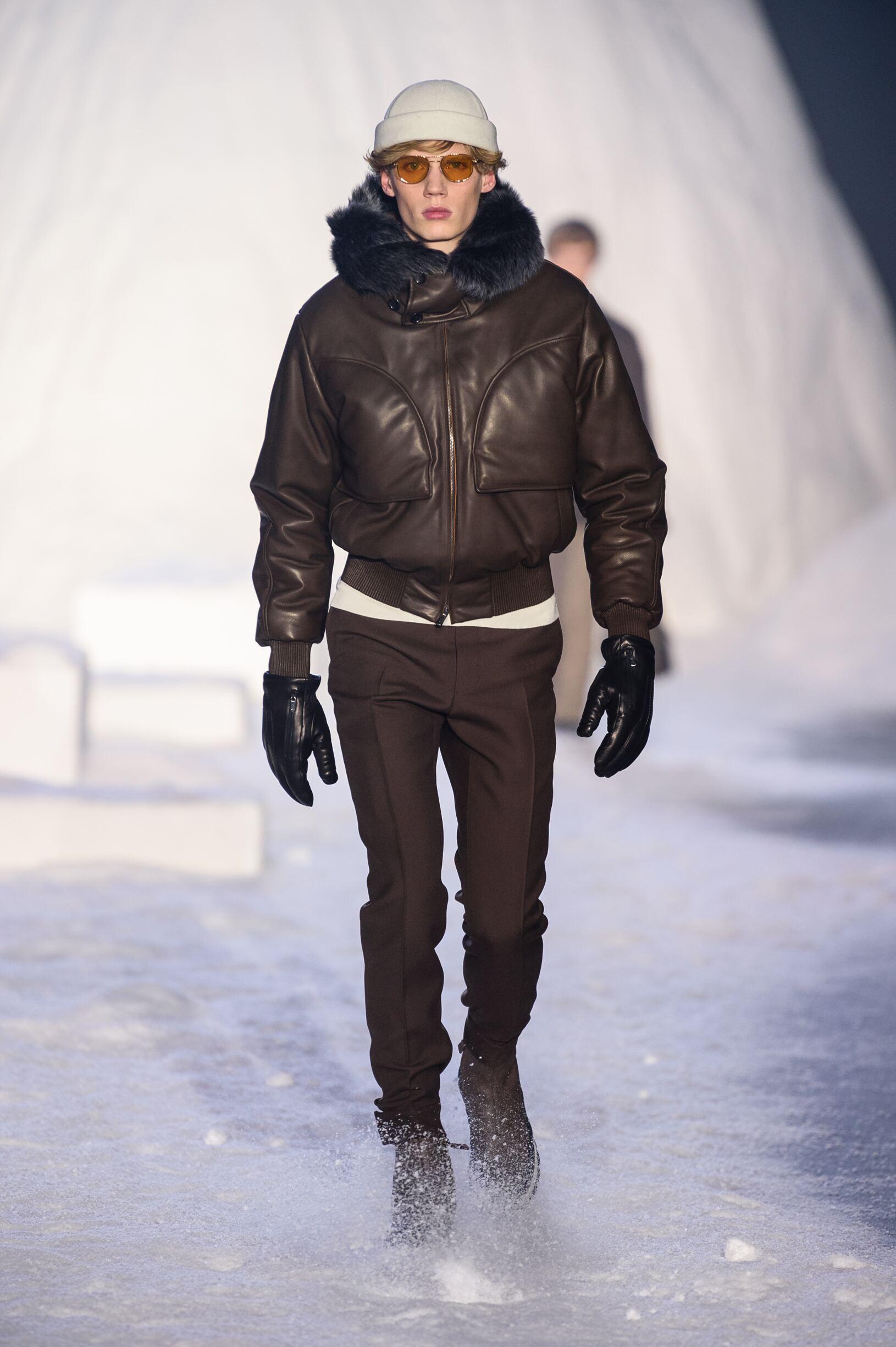 Ermenegildo Zegna Couture Man Style 2018