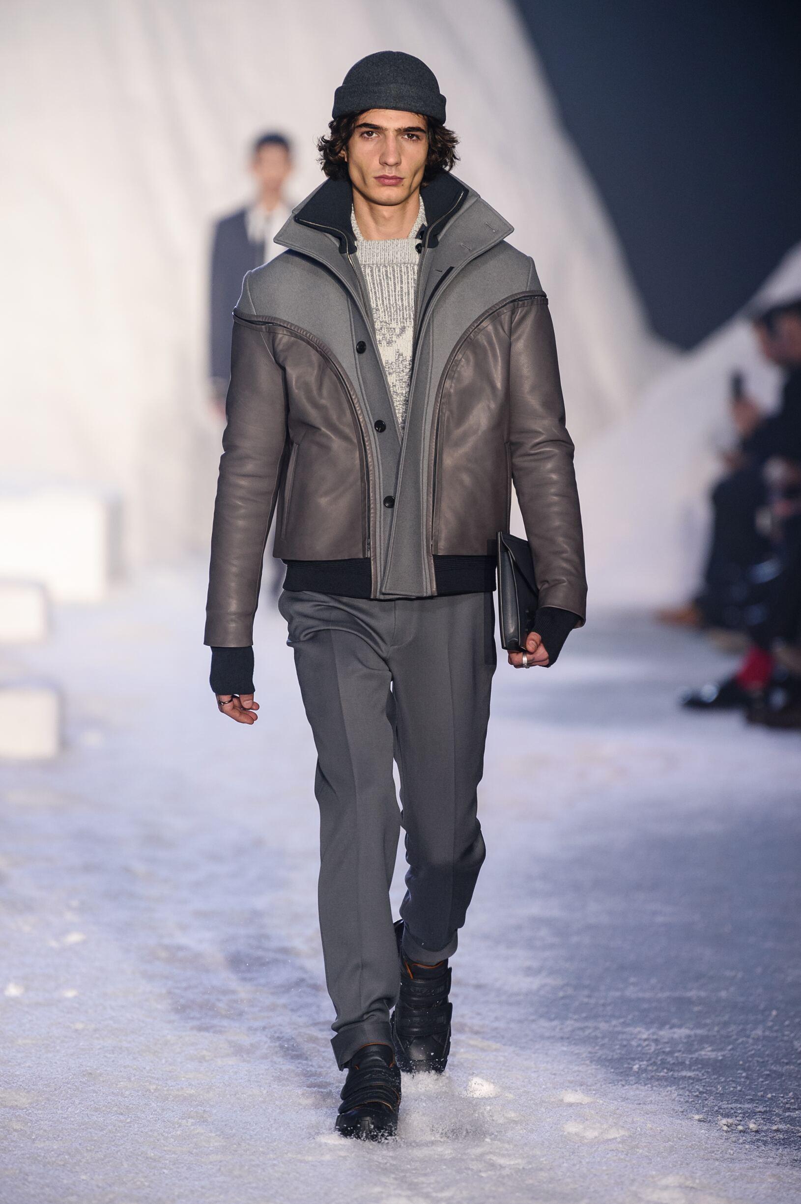Ermenegildo Zegna Couture Milan Fashion Week Menswear