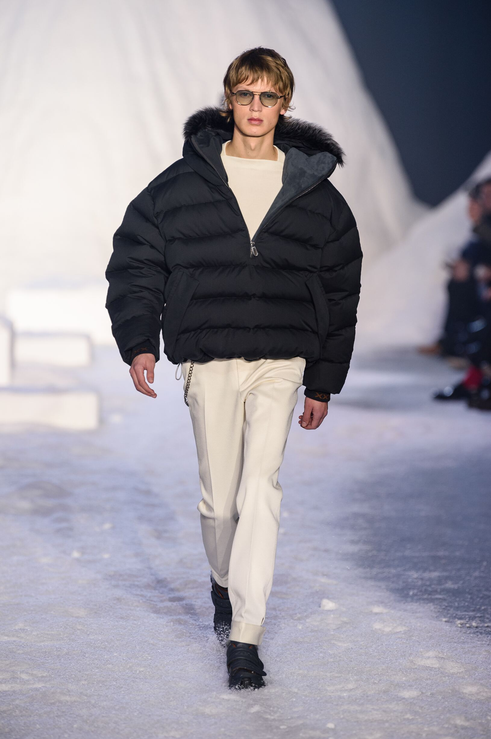 Ermenegildo Zegna Couture Milan Fashion Week
