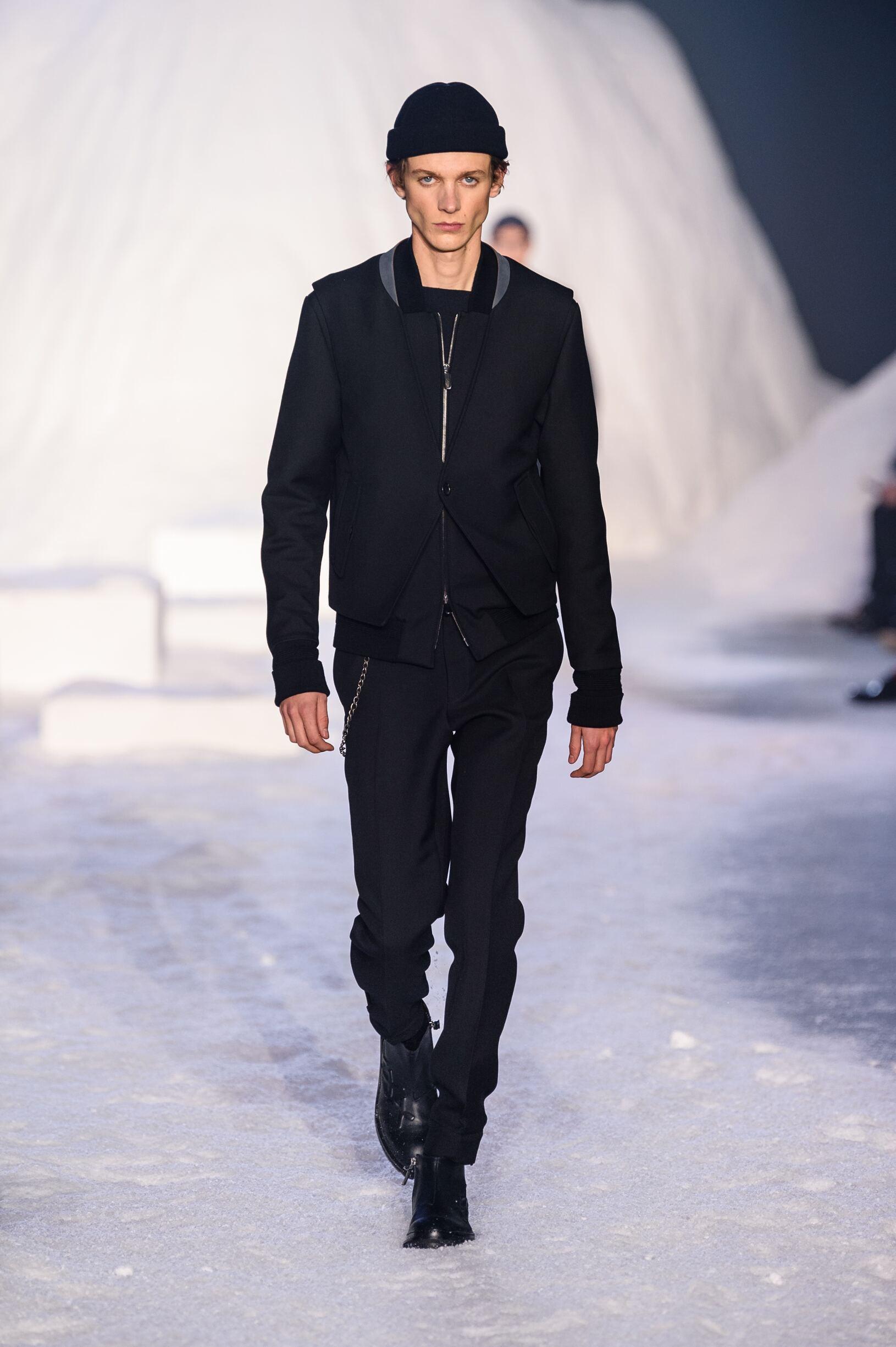 FW 2018-19 Ermenegildo Zegna Couture Fashion Show Milan