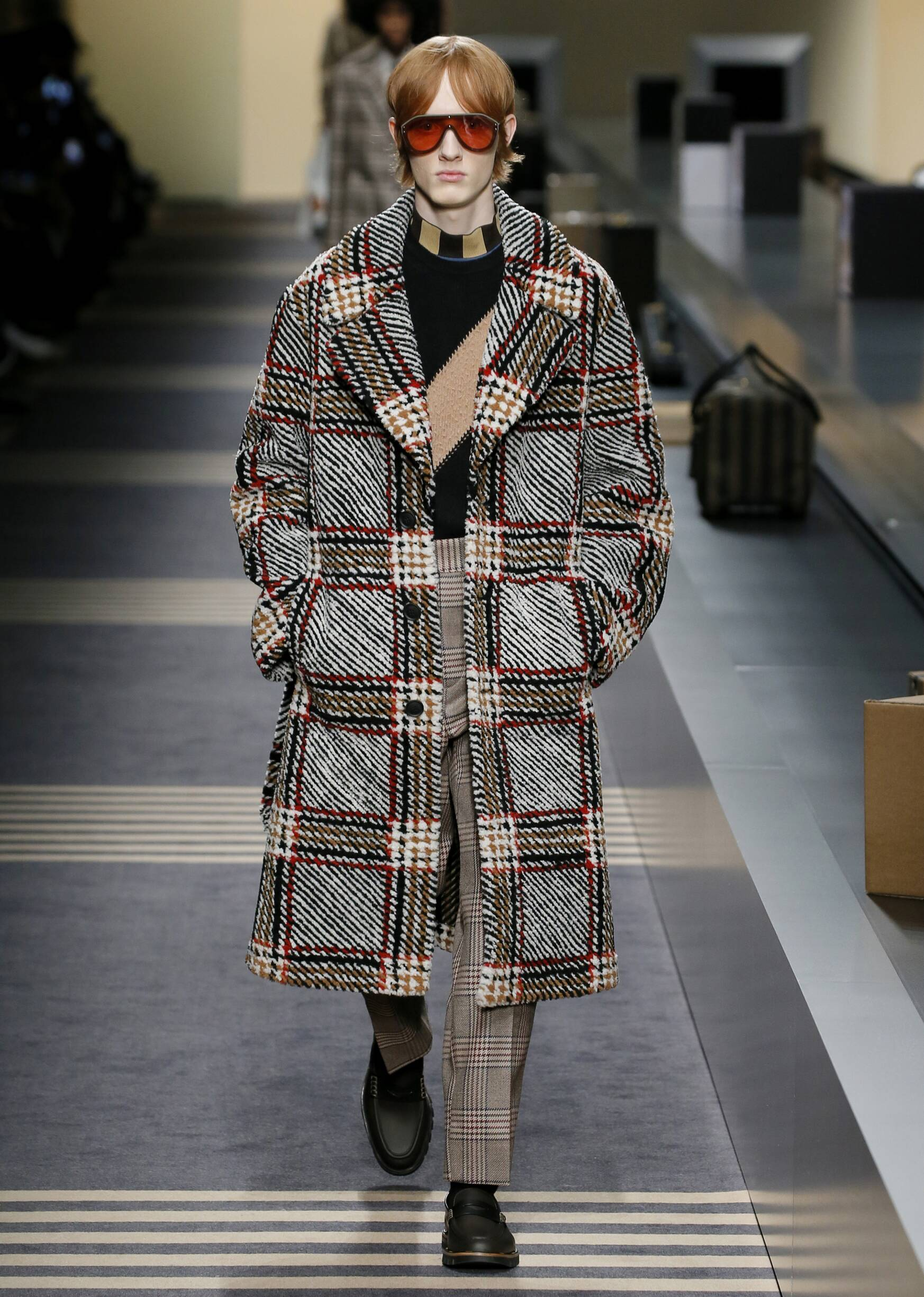 FW 2018-19 Fendi Fashion Show Milan