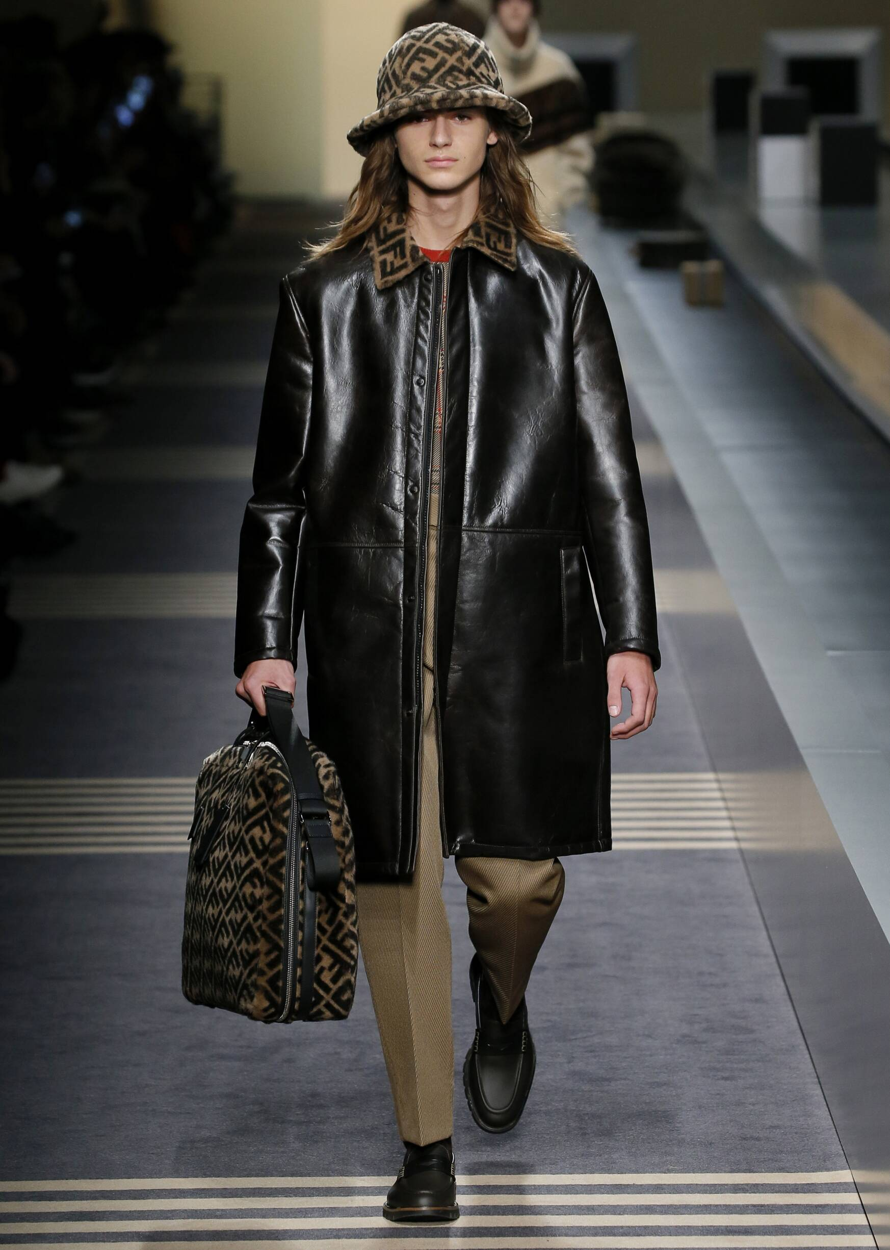 FW 2018-19 Fendi Fashion Show