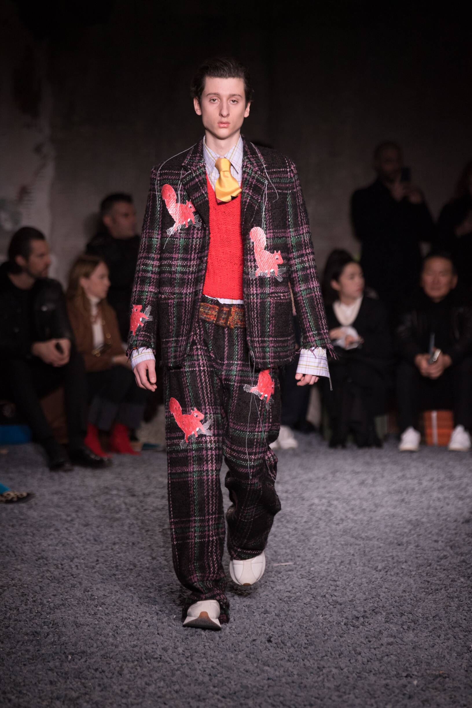 FW 2018-19 Marni Fashion Show Milan