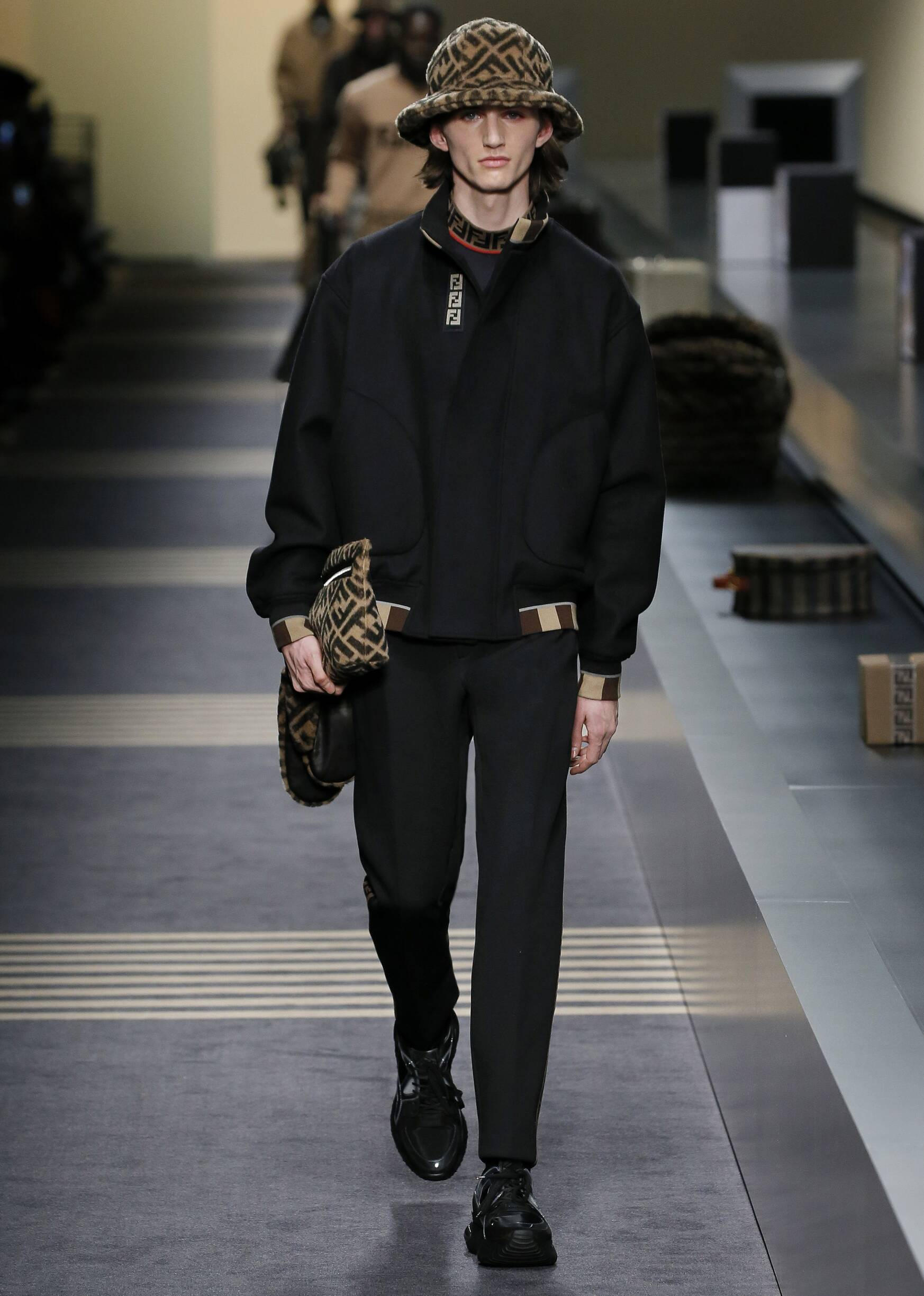 Fall 2018-19 Menswear Fendi