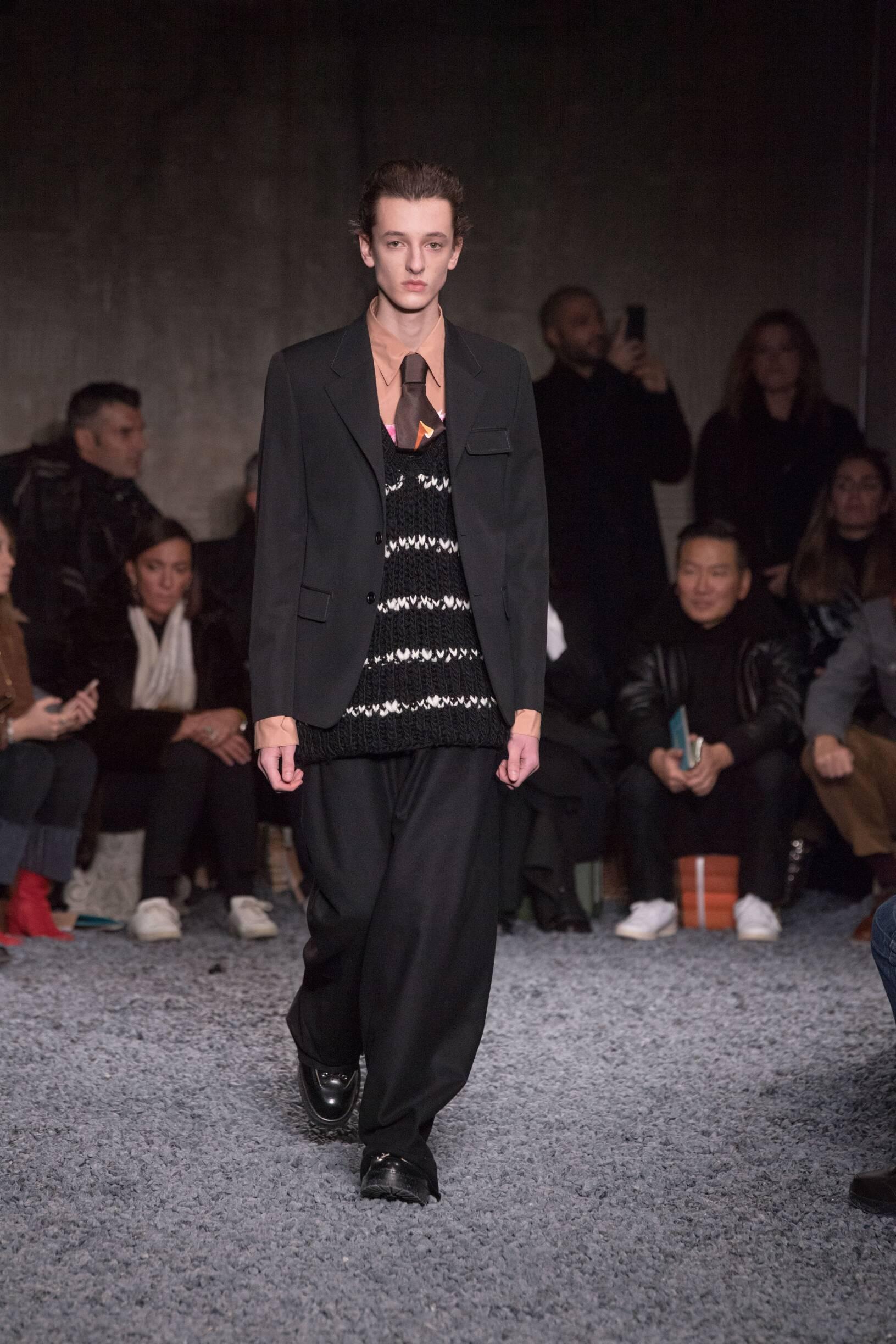 Fall 2018-19 Menswear Marni