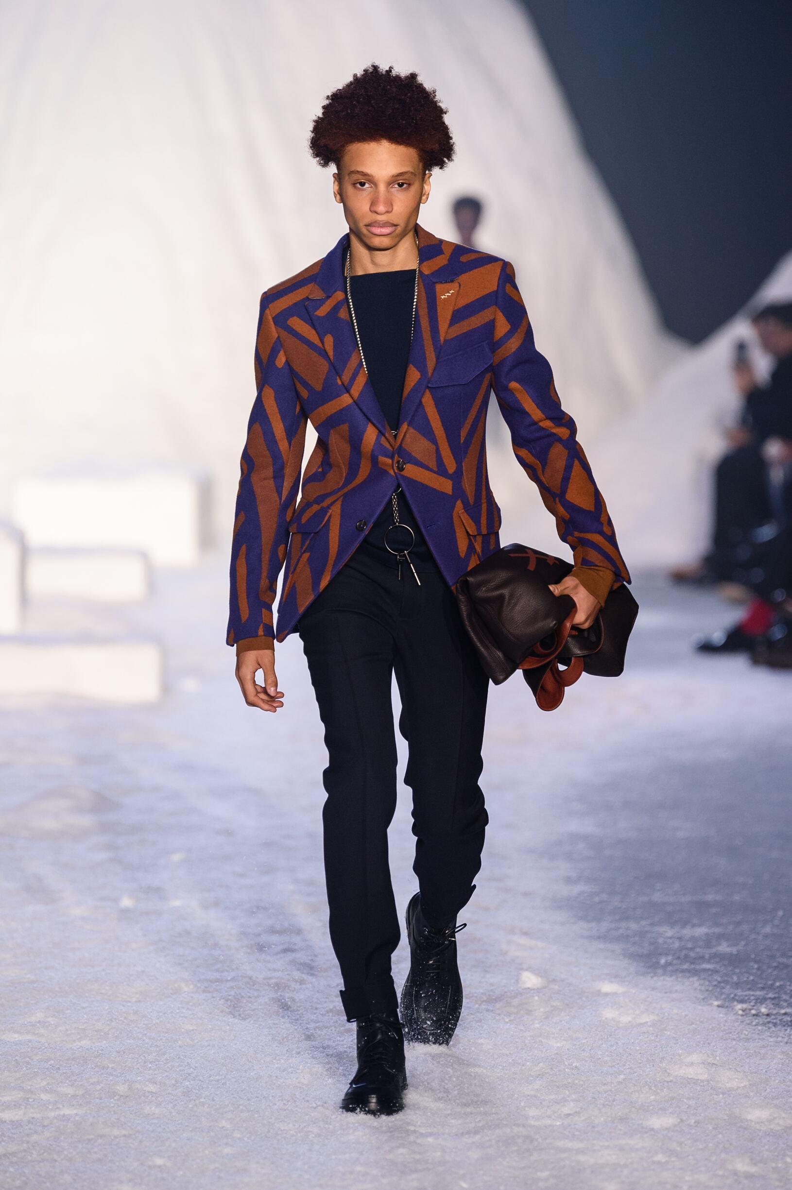 Fall Fashion 2018-19 Ermenegildo Zegna Couture