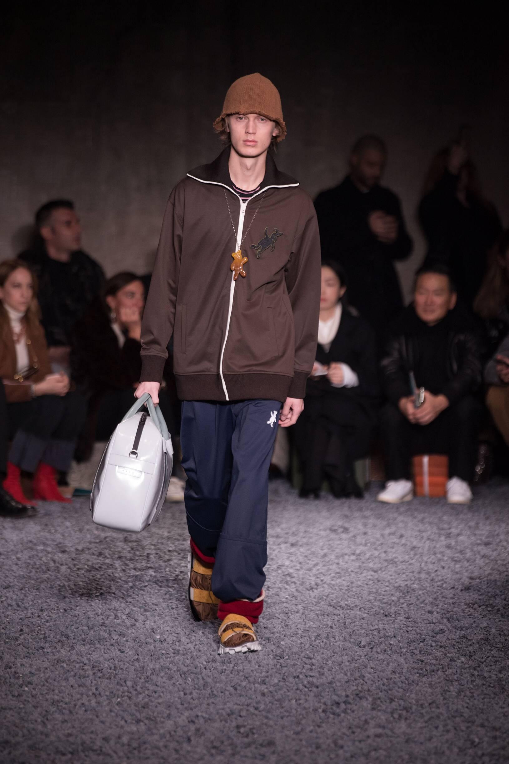 Fall Fashion 2018-19 Marni