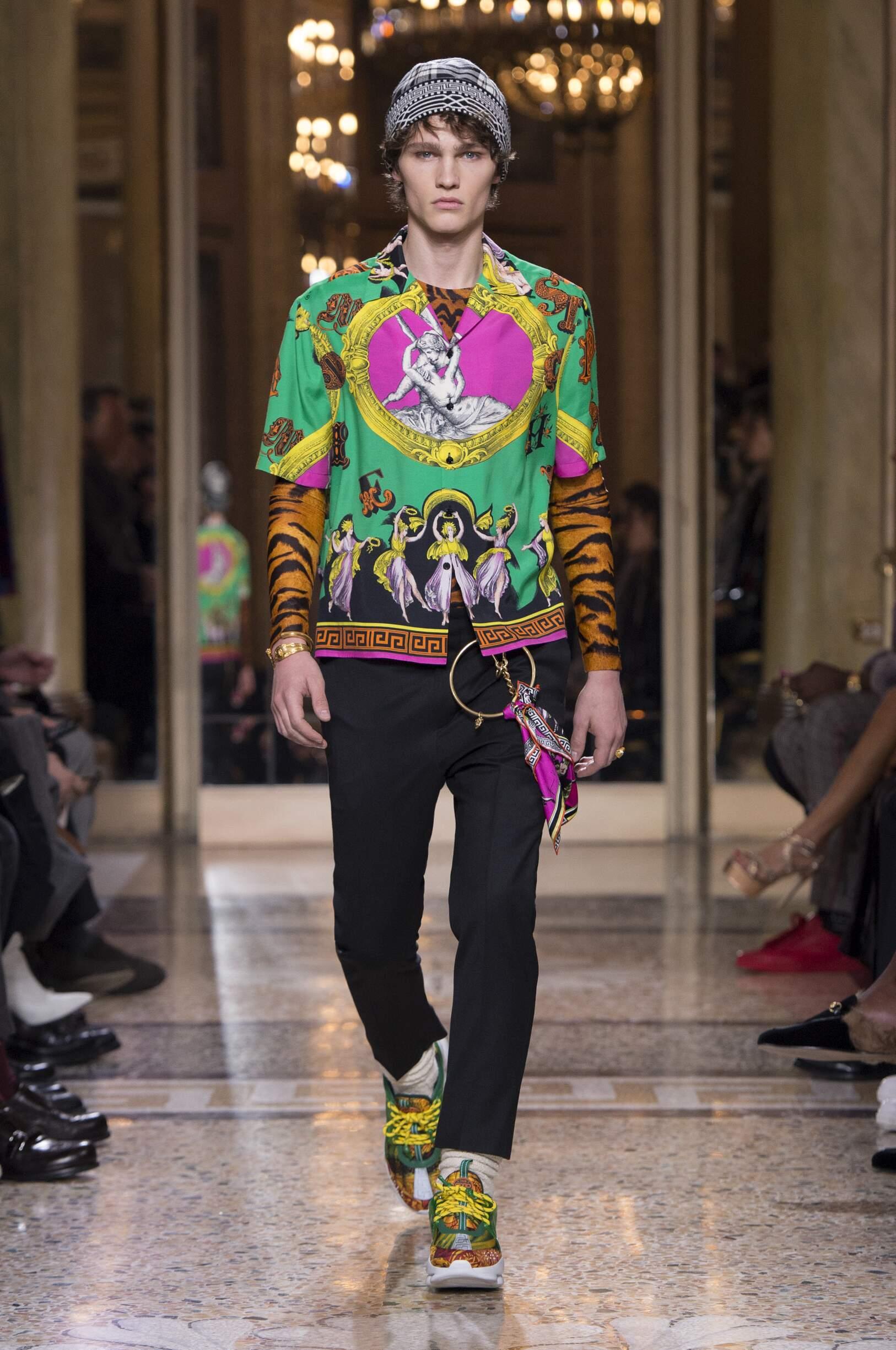 Fall Fashion 2018 19 Versace