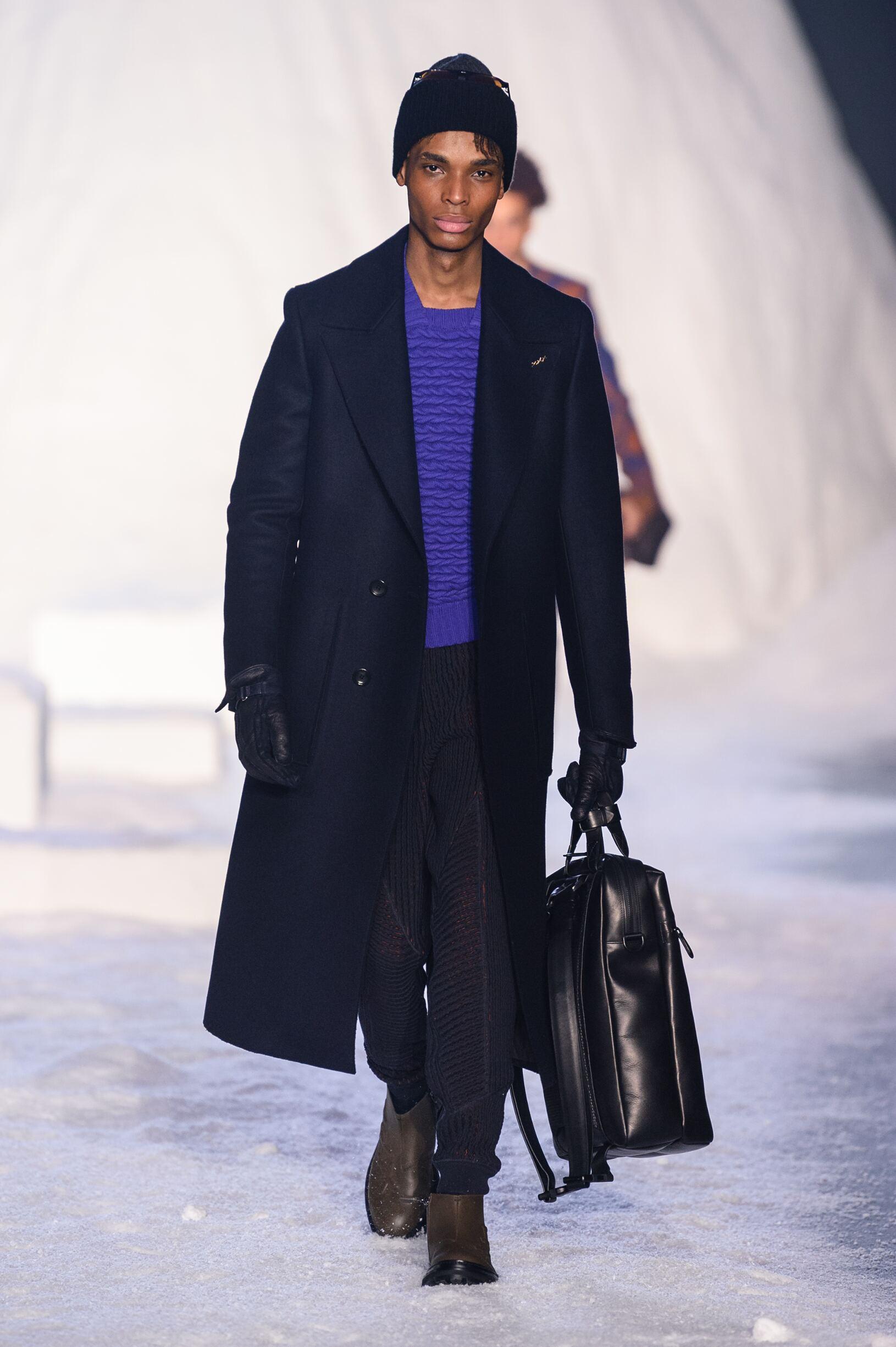 Fall Fashion Man Trends 2018 Ermenegildo Zegna Couture