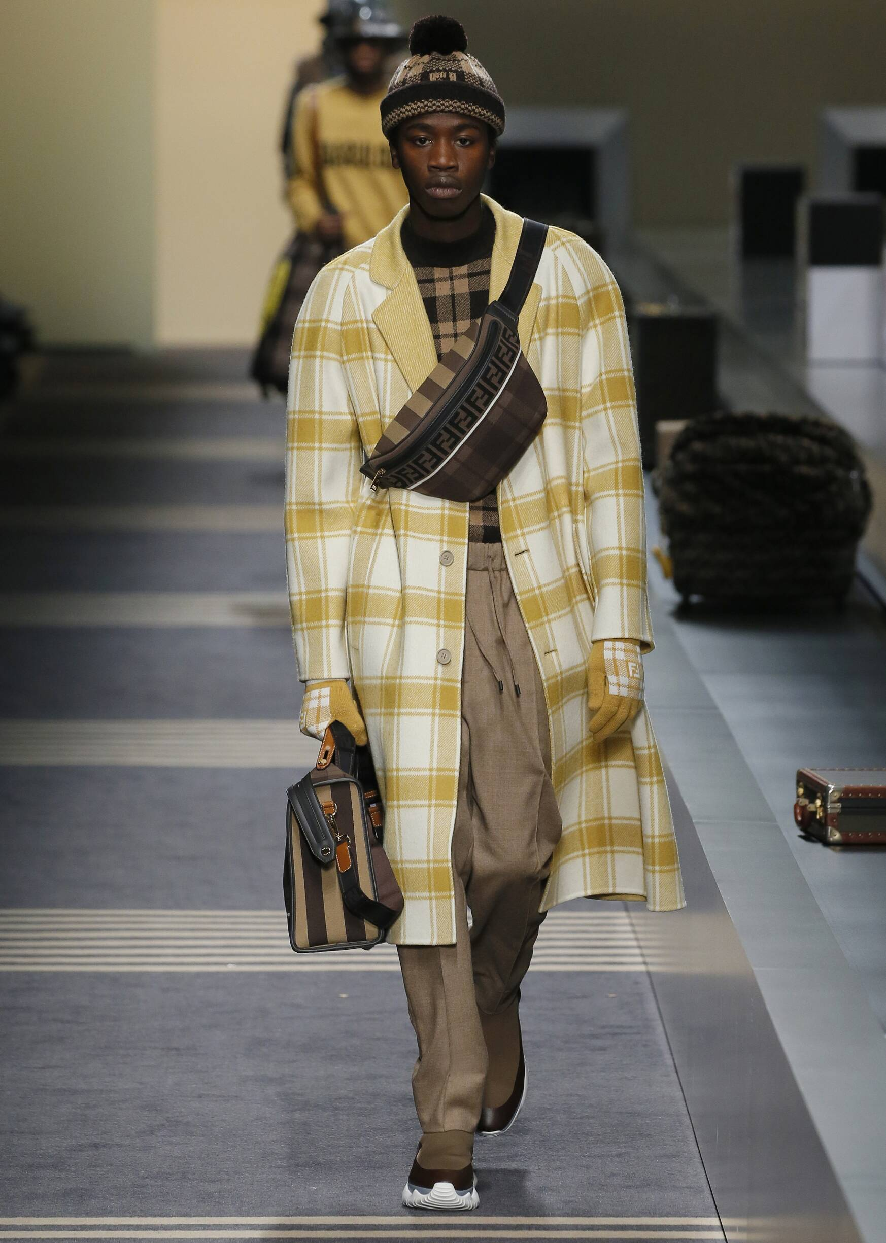 Fall Fashion Man Trends 2018 Fendi