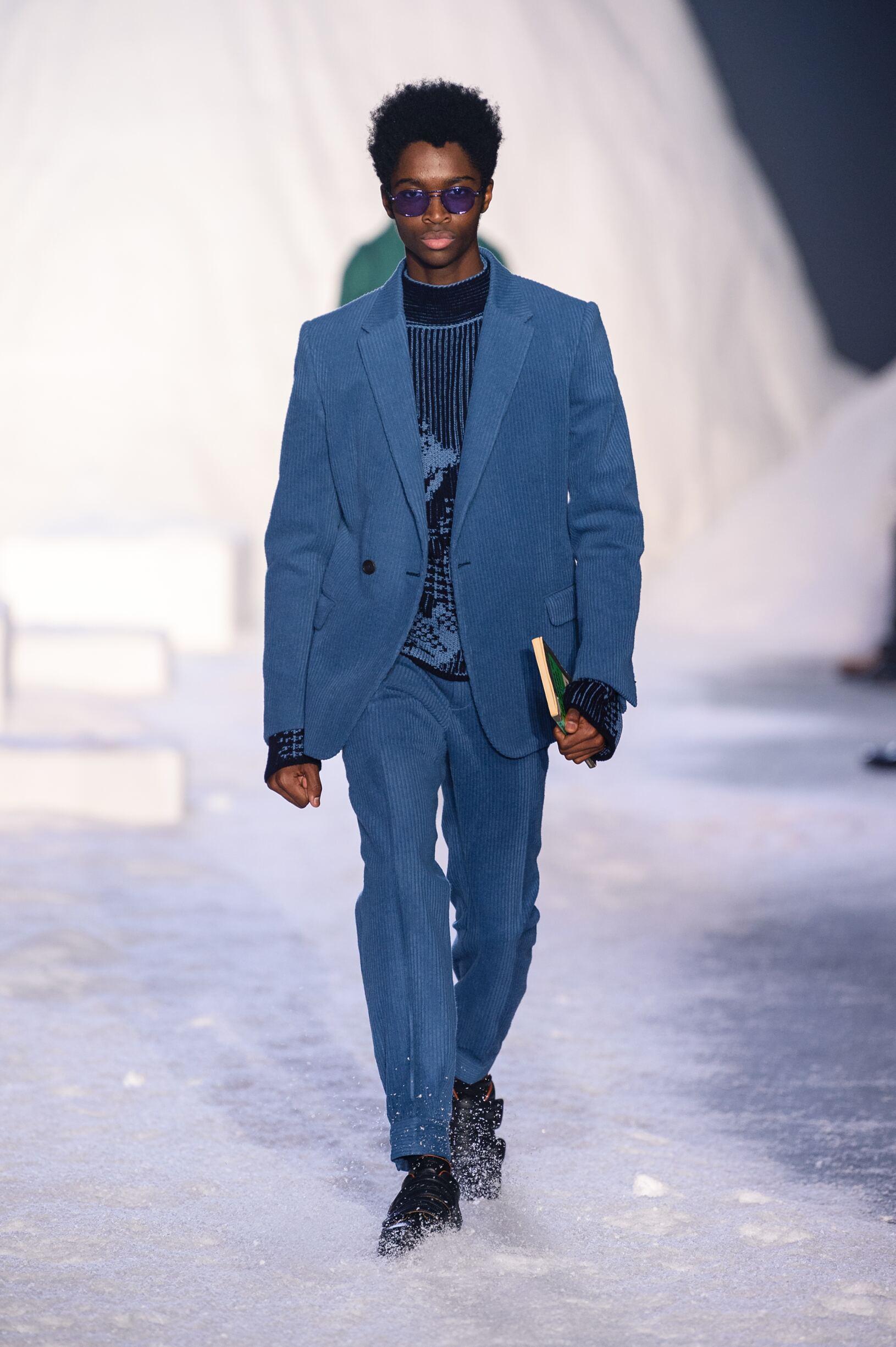 Fall Winter 2018 Man Milan Ermenegildo Zegna Couture Collection