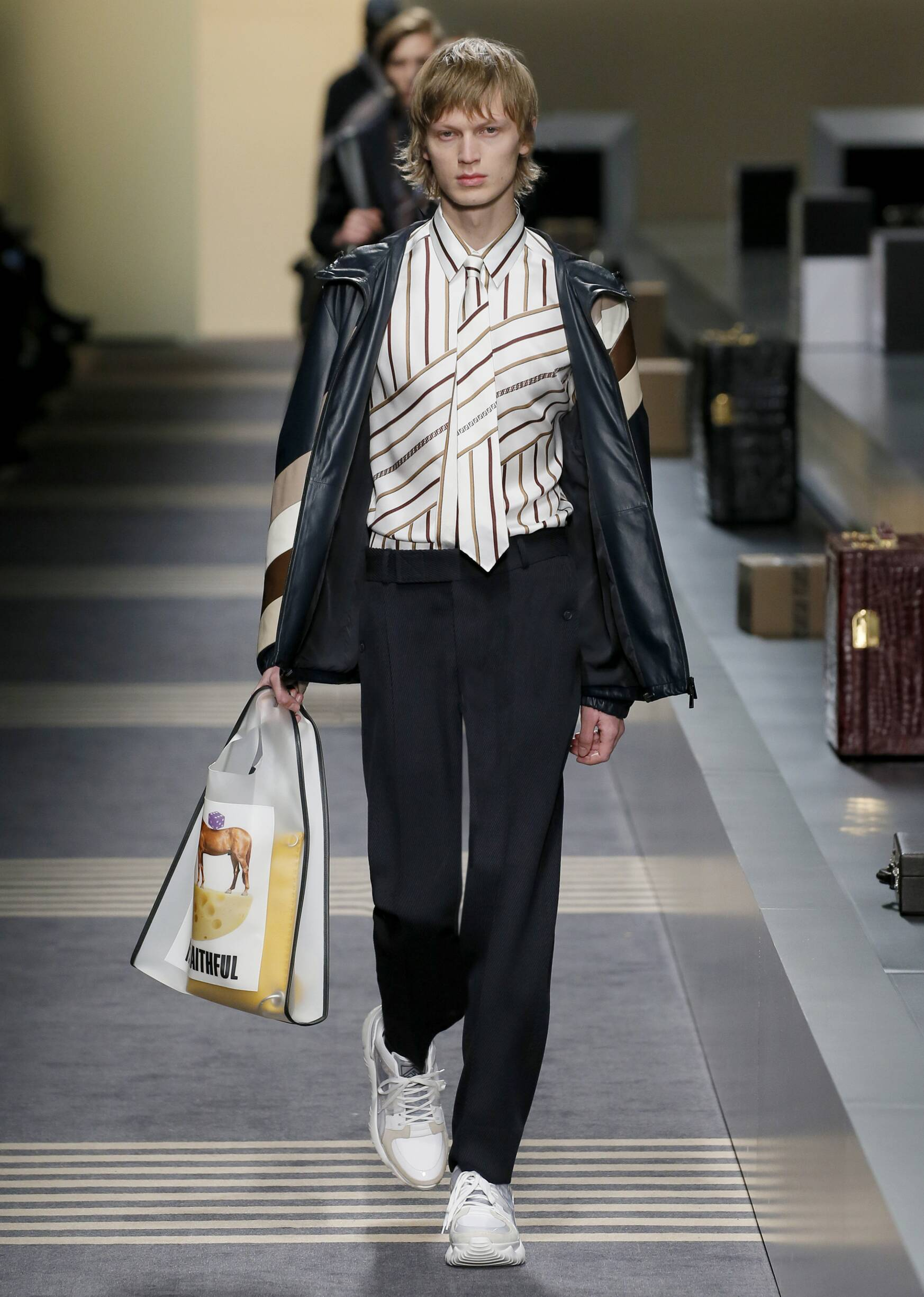 Fashion 2018-19 Man Style Fendi