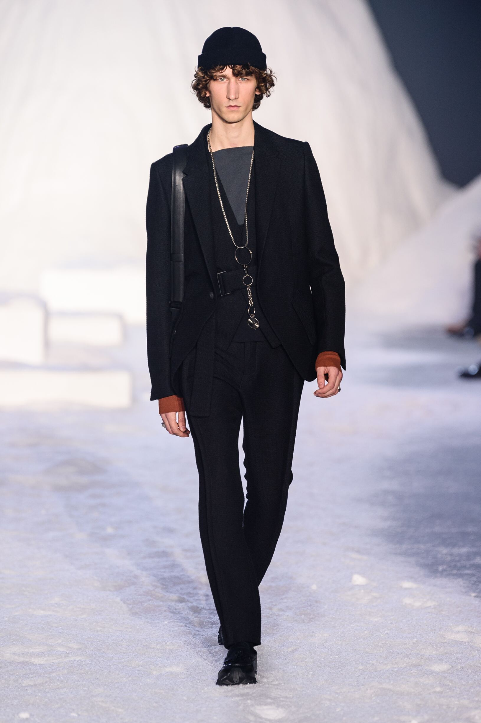 Fashion 2018-2019 Catwalk Ermenegildo Zegna Couture Winter