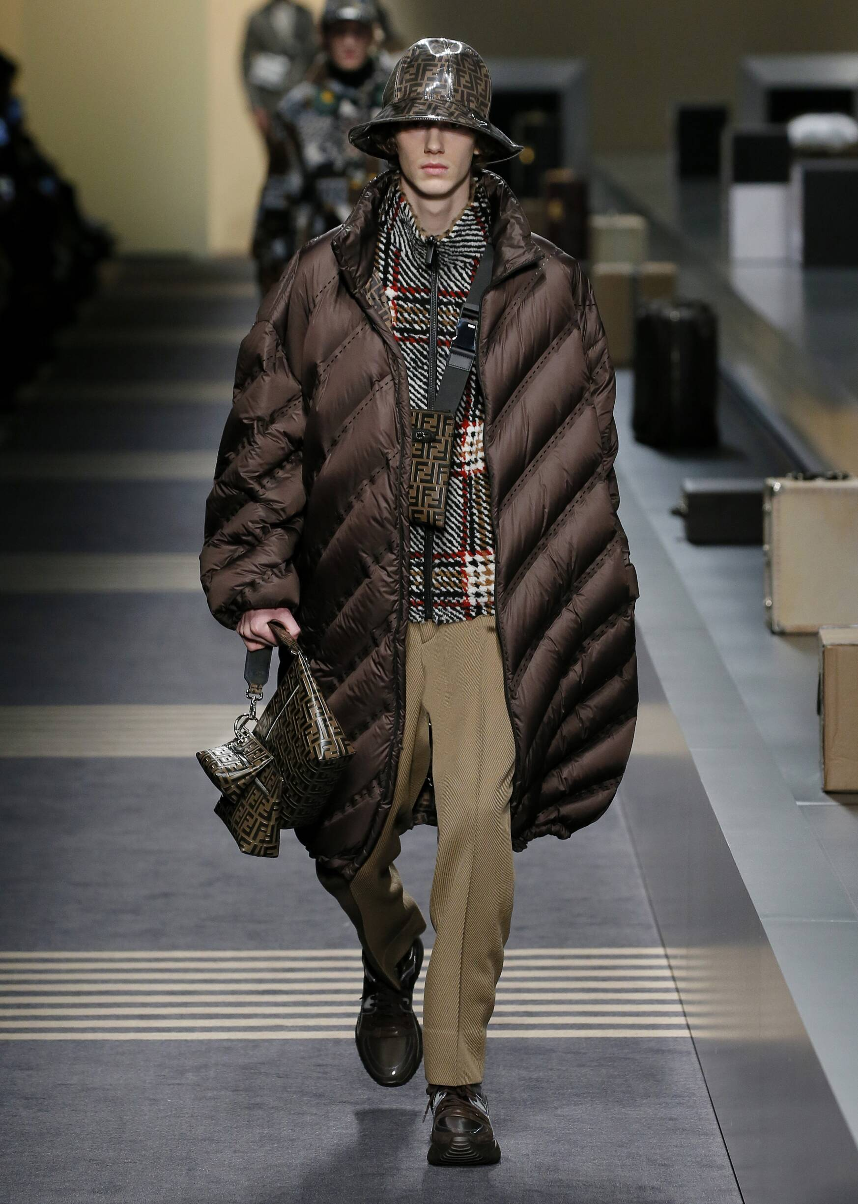Fashion 2018-2019 Catwalk Fendi Winter