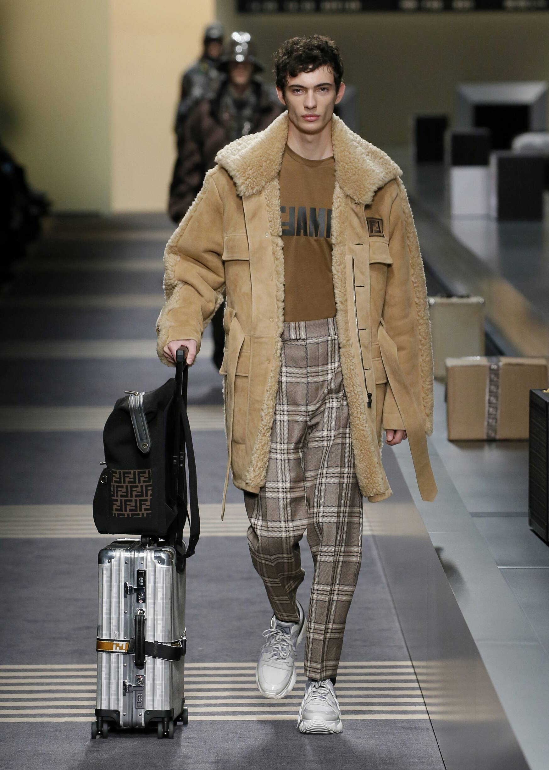 Fendi 2018 Man Milan