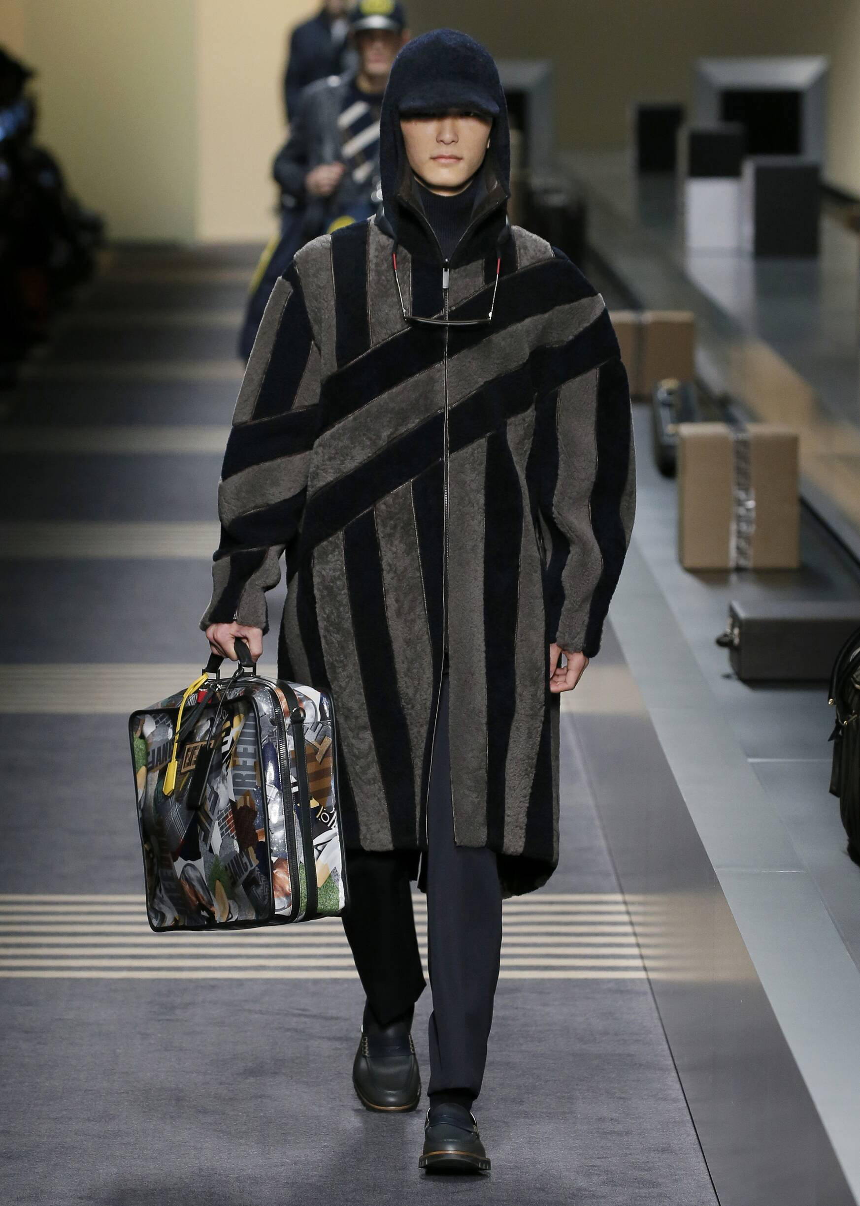 fendi fall winter 2018 men u2019s collection