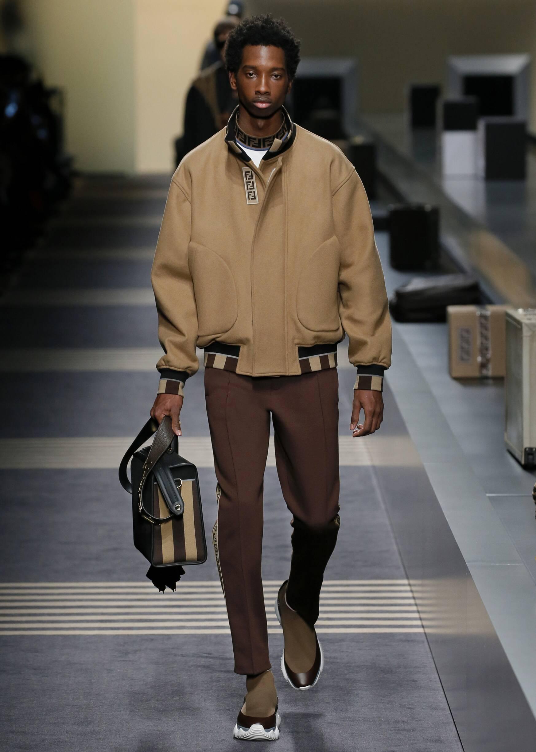 Fendi Man Style 2018