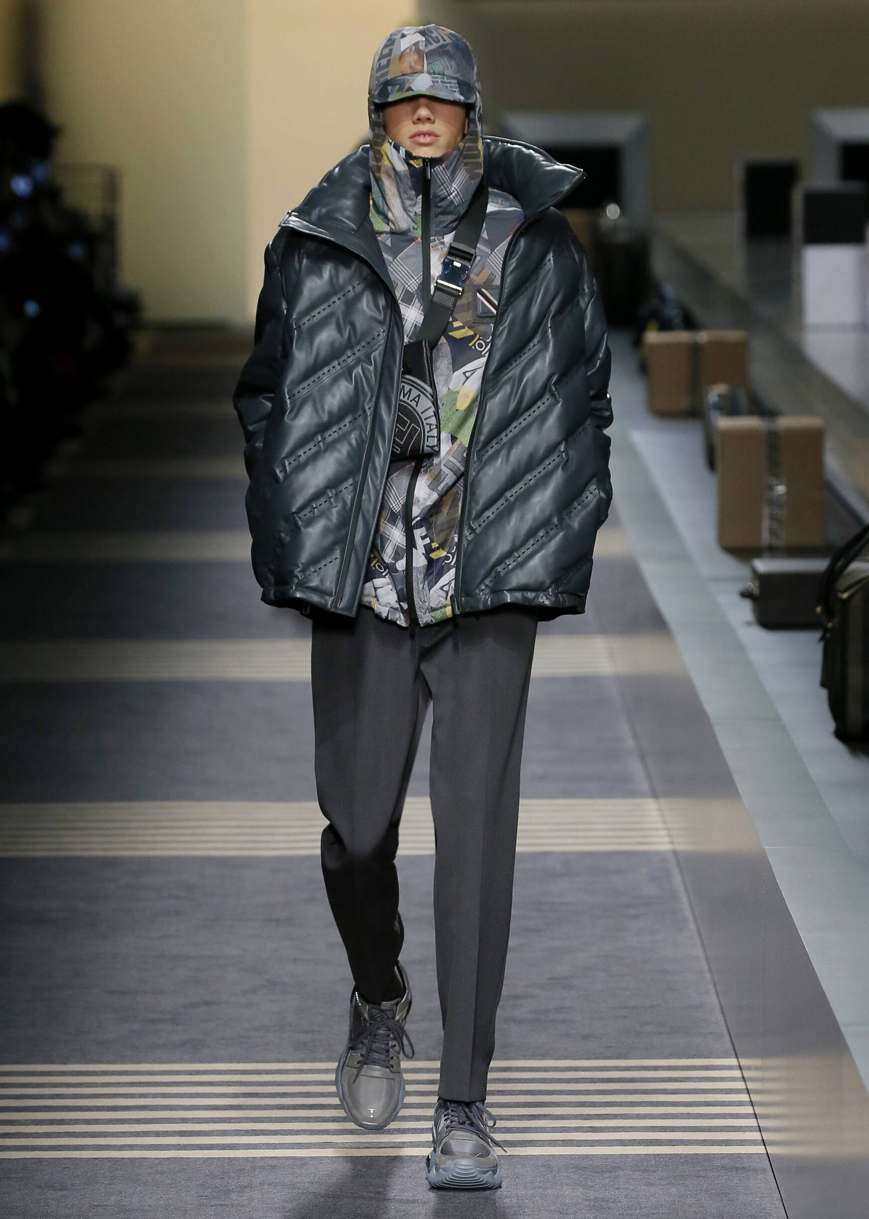 Fendi Men's Collection 2018