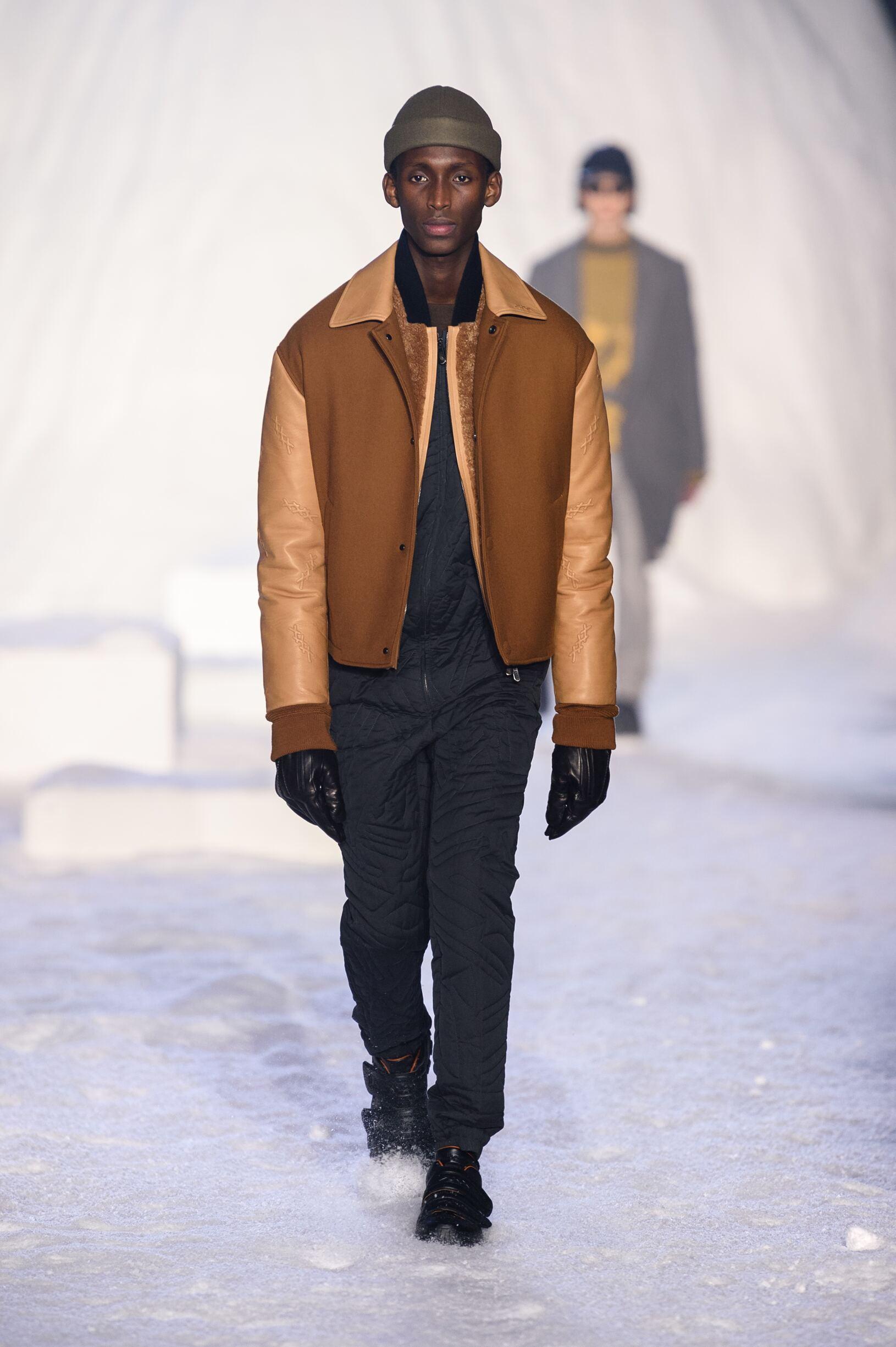 Man Fall 2018 Fashion Trends Ermenegildo Zegna Couture