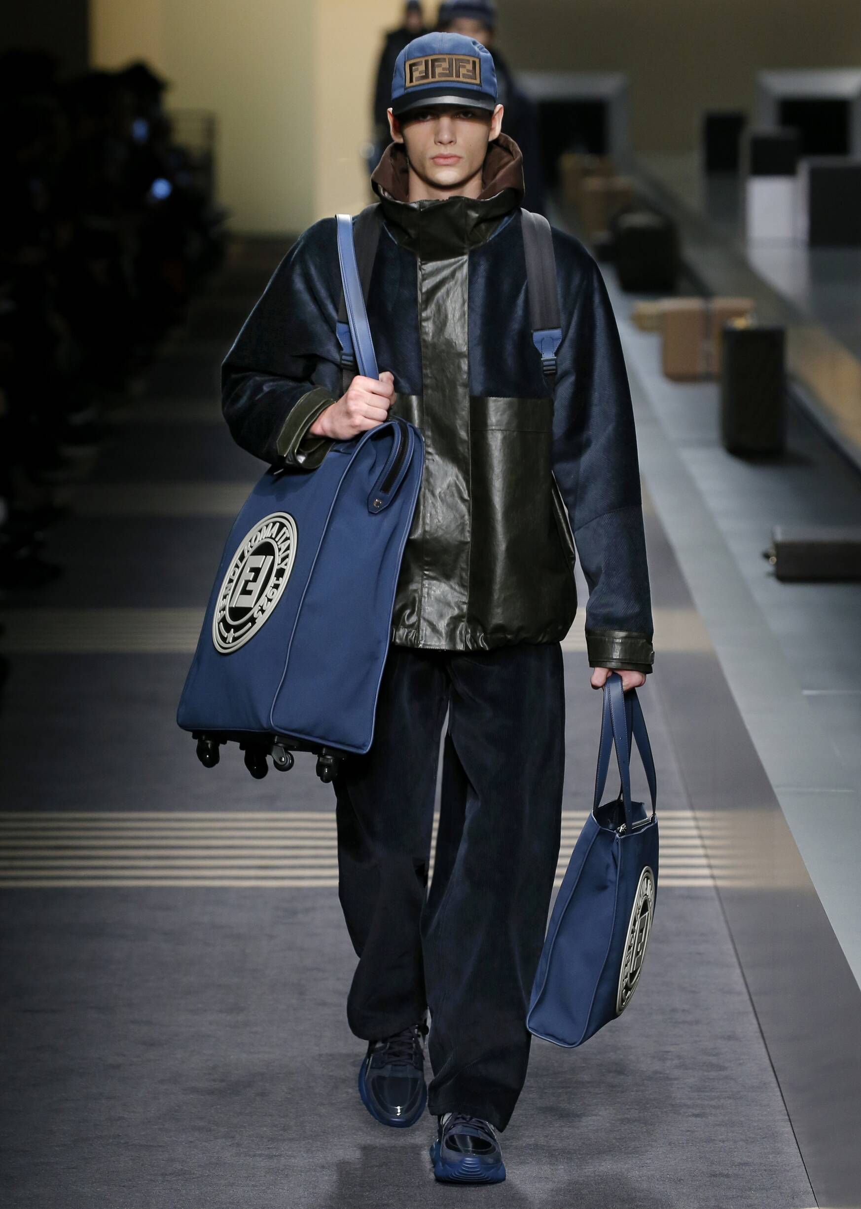 Man Fall 2018 Fashion Trends Fendi
