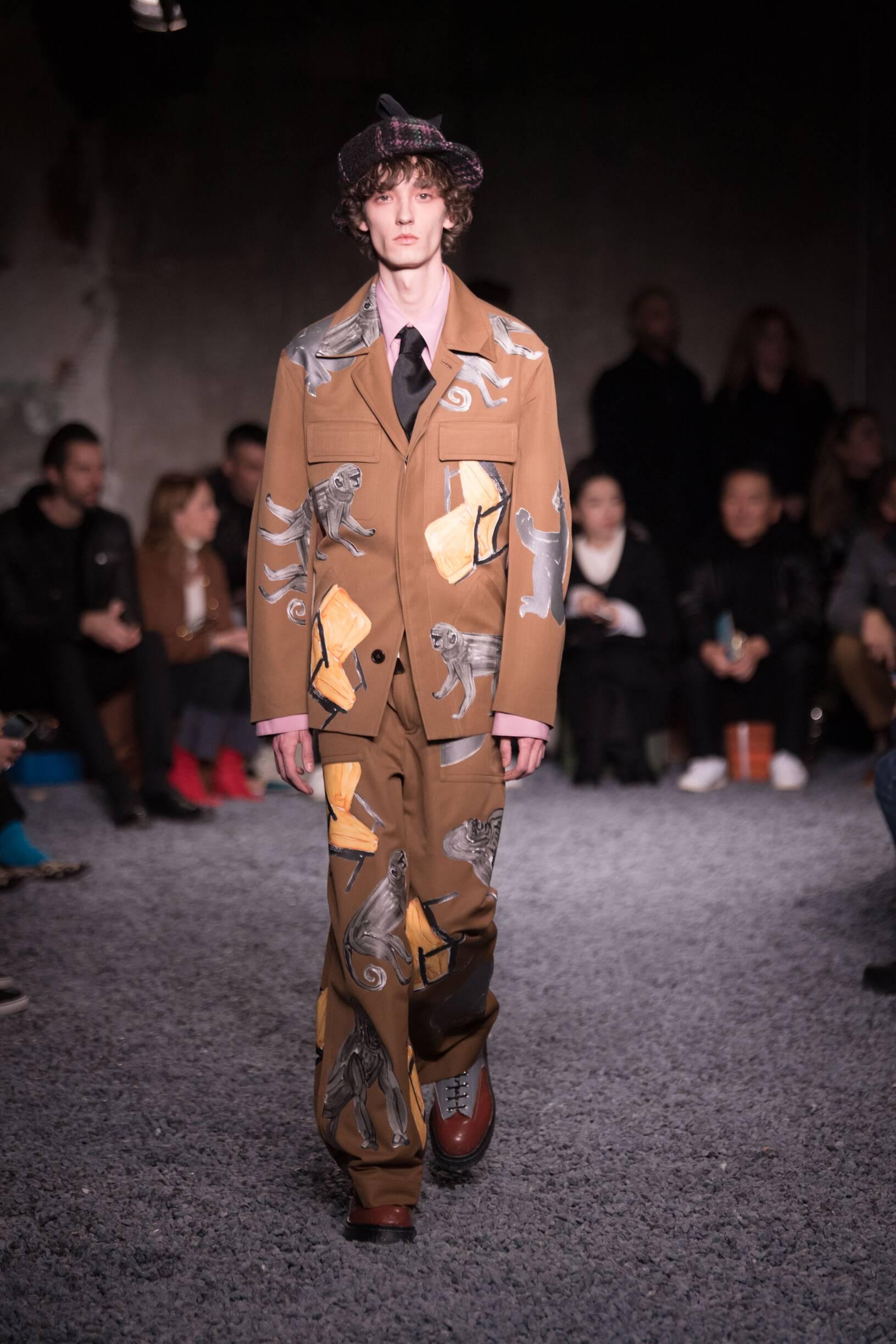 Man Fall 2018 Fashion Trends Marni