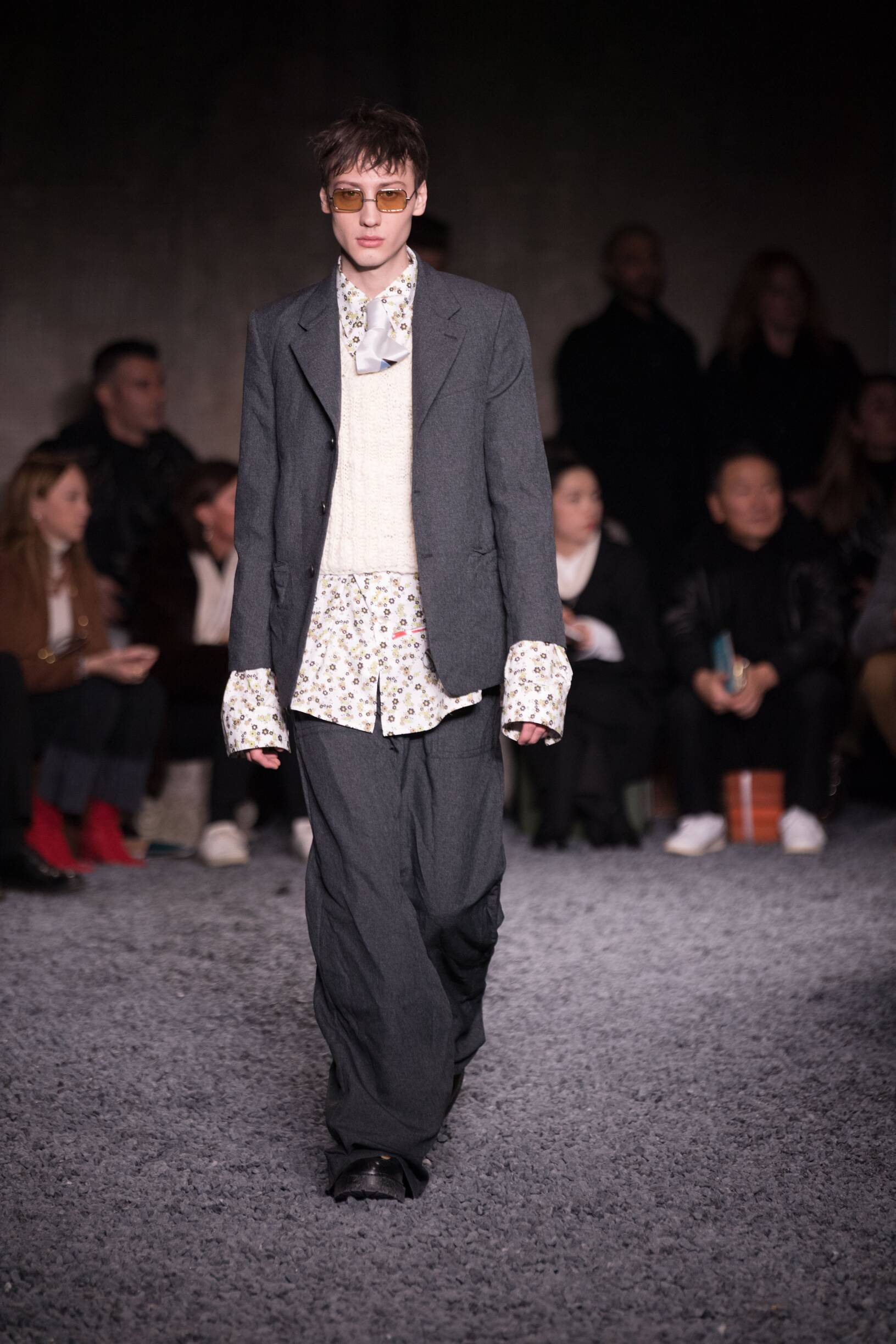 Marni Fall Winter 2018 Mens Collection Milan Fashion Week