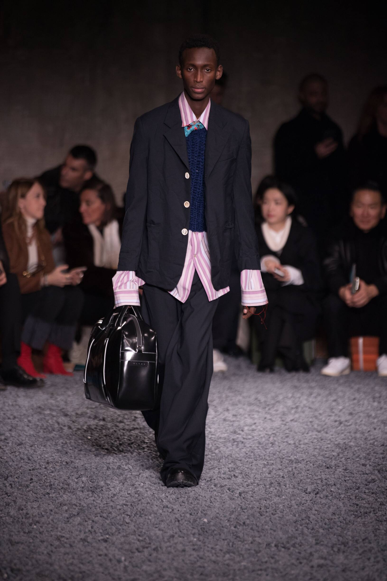Marni Men's Collection 2018