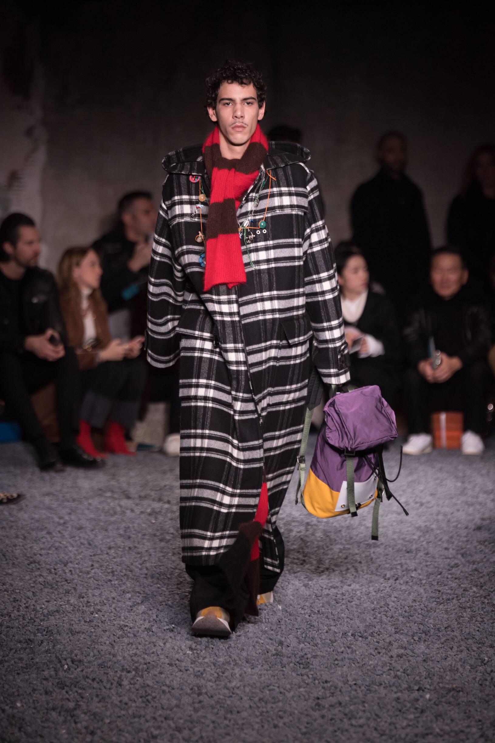 Marni Milan Fashion Week Menswear