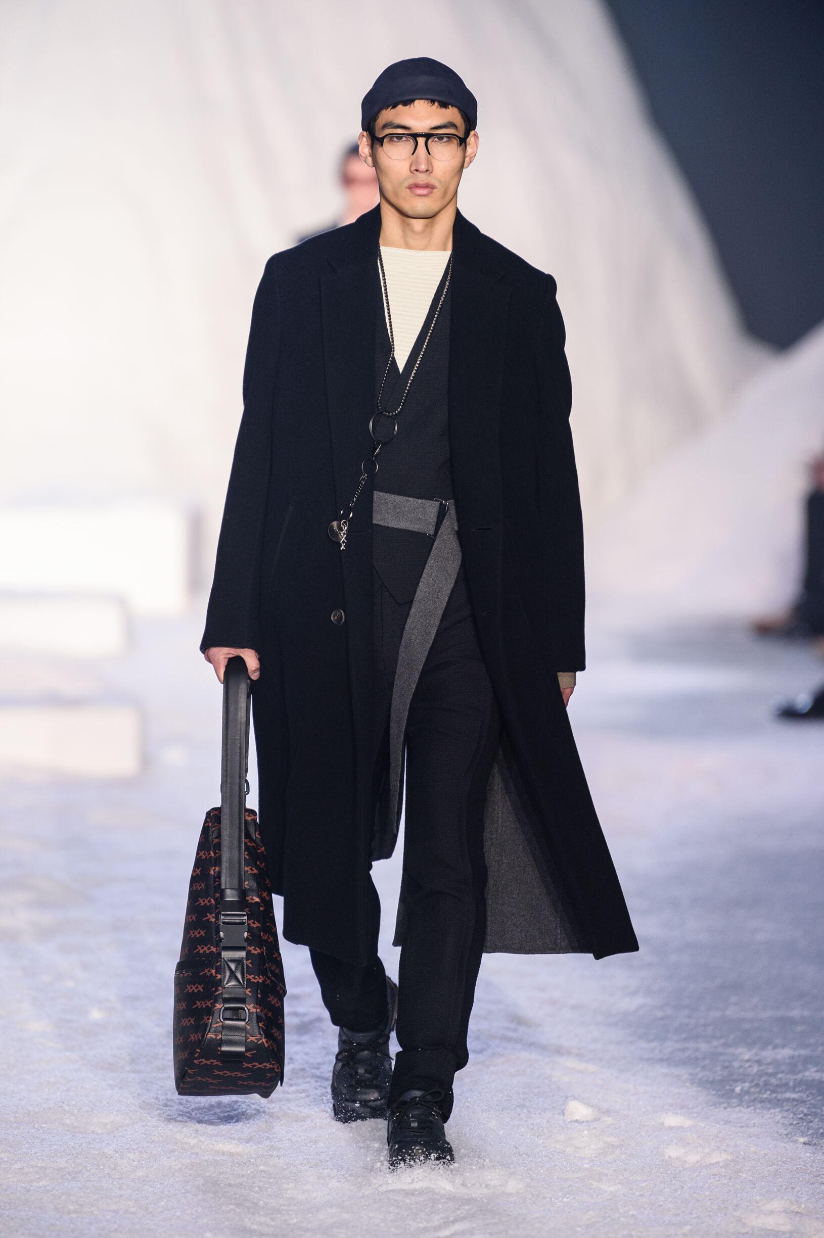 Menswear FW Ermenegildo Zegna Couture 2018-19