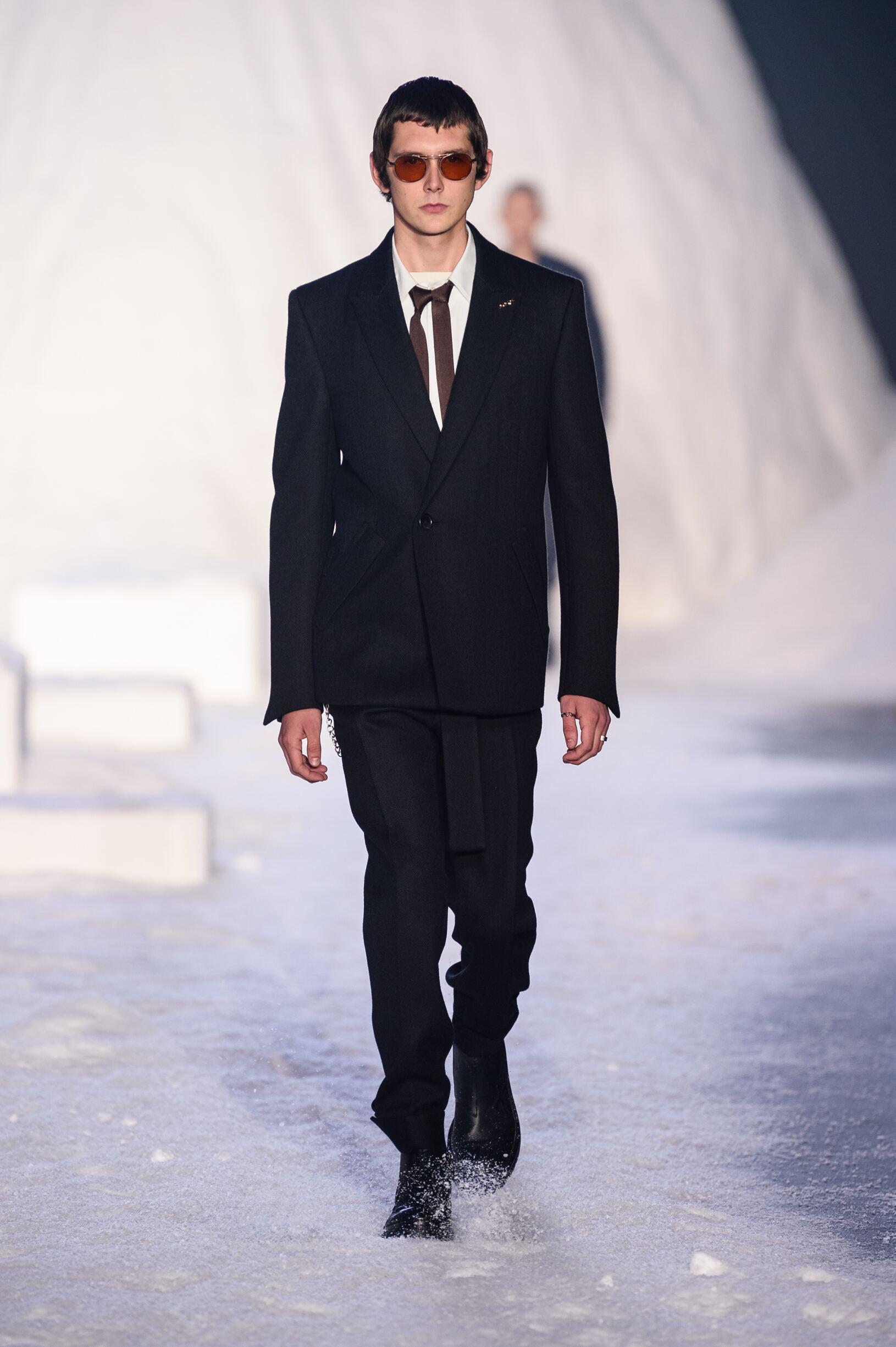Menswear FW Ermenegildo Zegna Couture 2018
