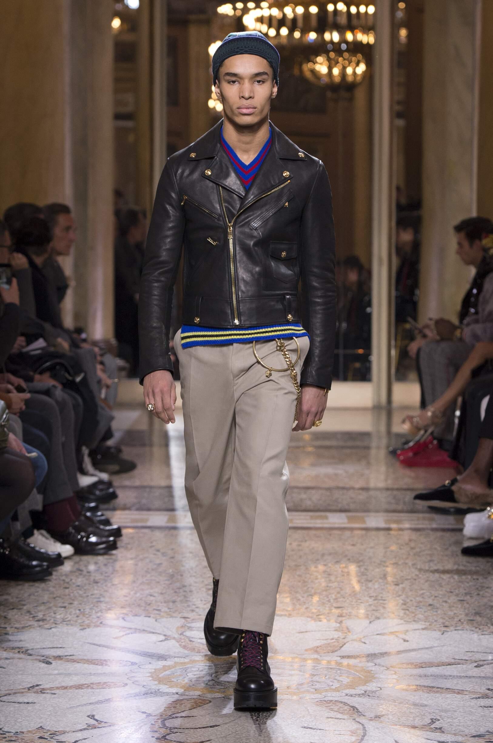 Versace Man Style