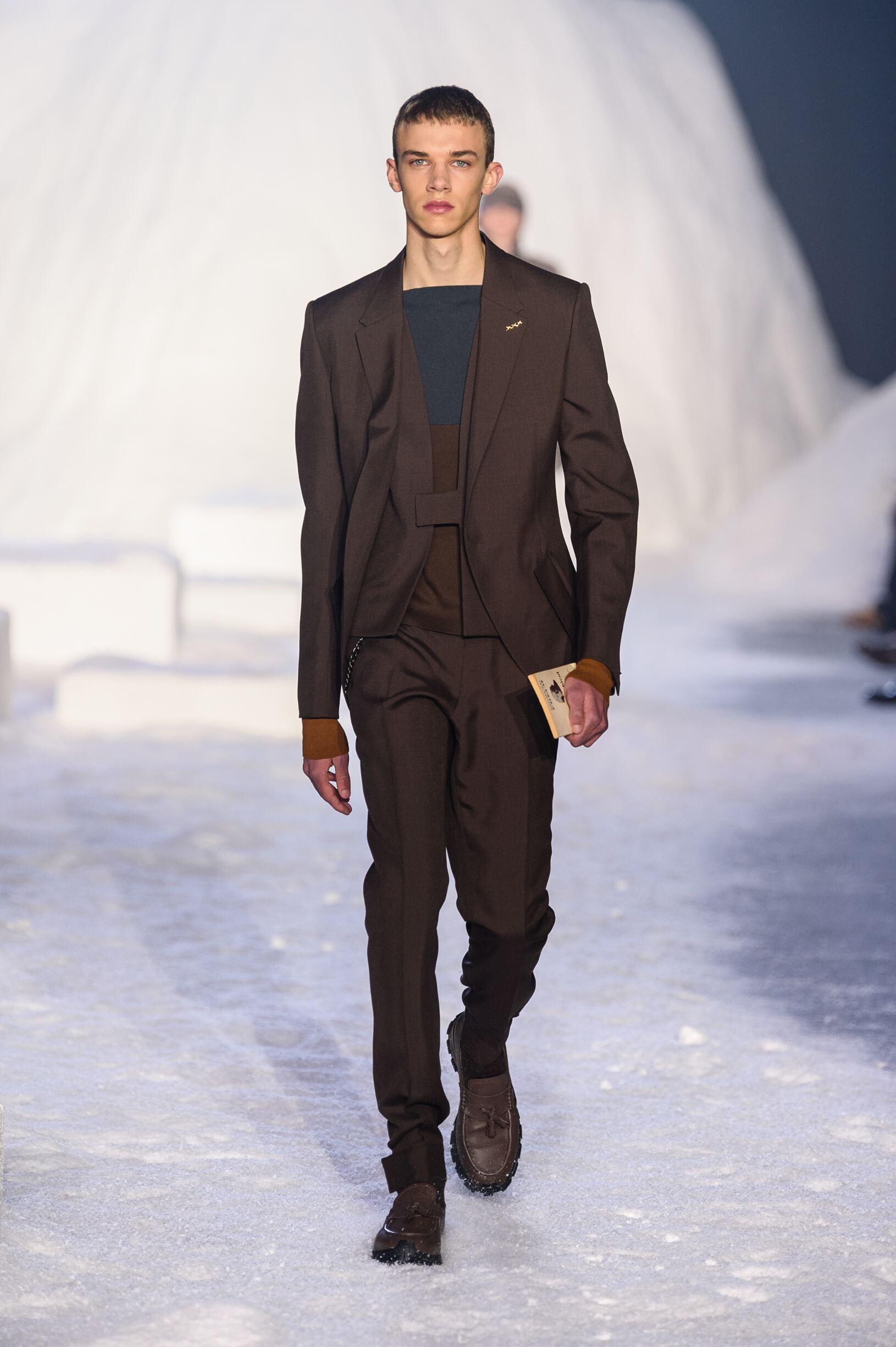 Winter 2018 Fashion Trends Ermenegildo Zegna Couture