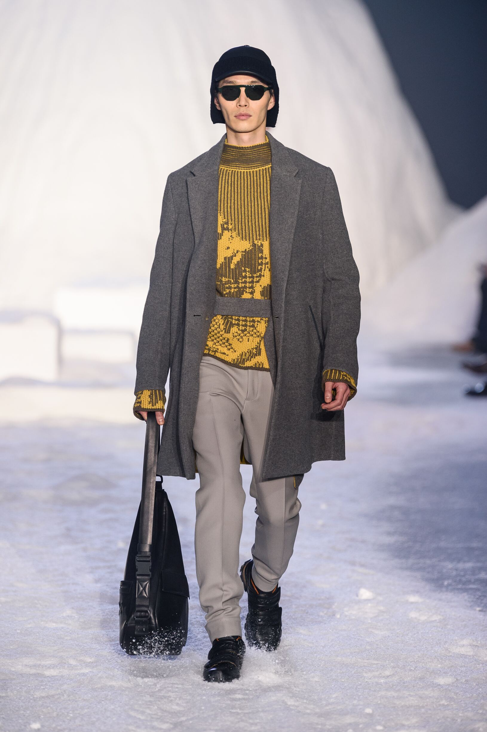 Winter 2018 Man Trends Ermenegildo Zegna Couture