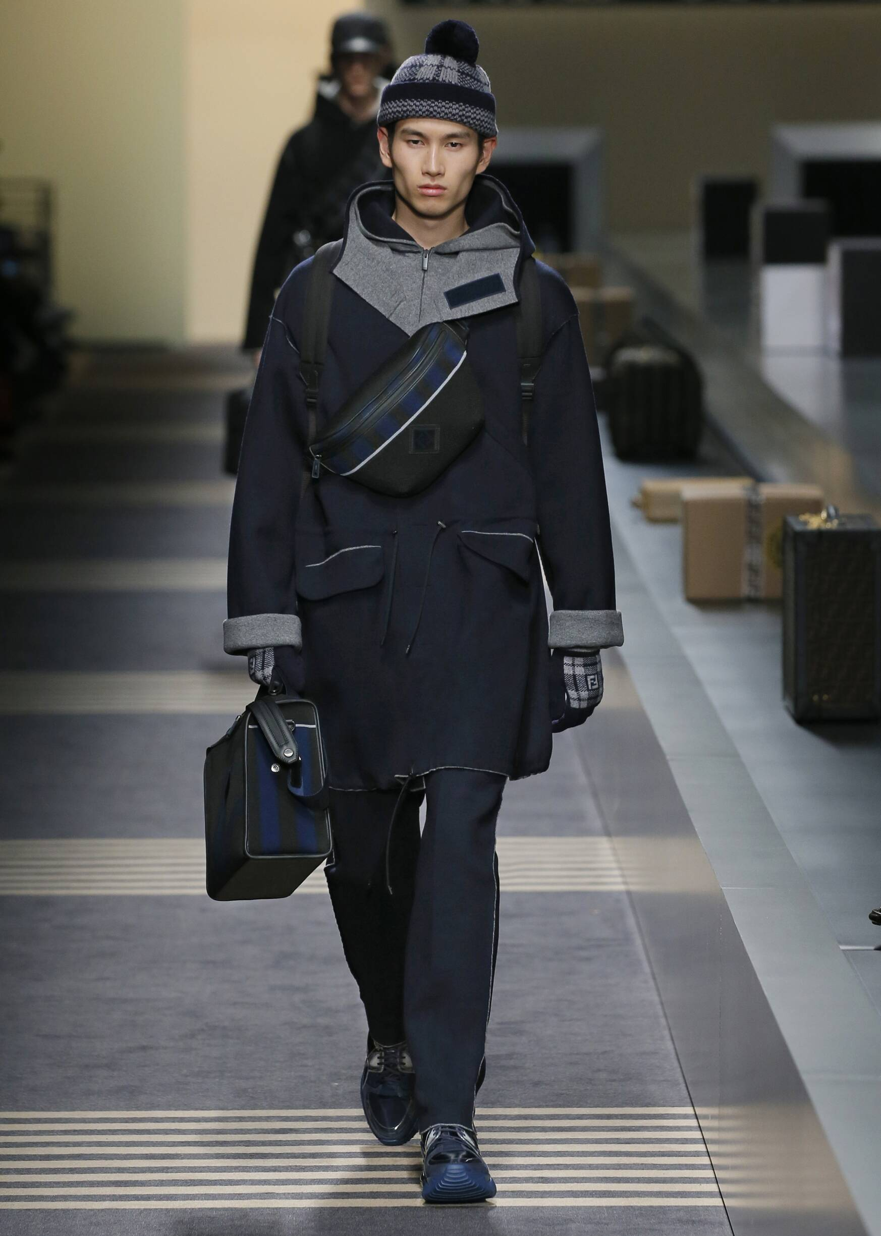 Winter 2018 Man Trends Fendi