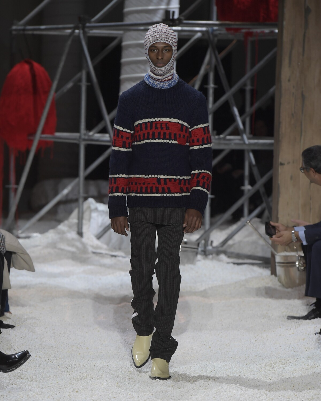 2018 Calvin Klein 205W39NYC Fall Catwalk