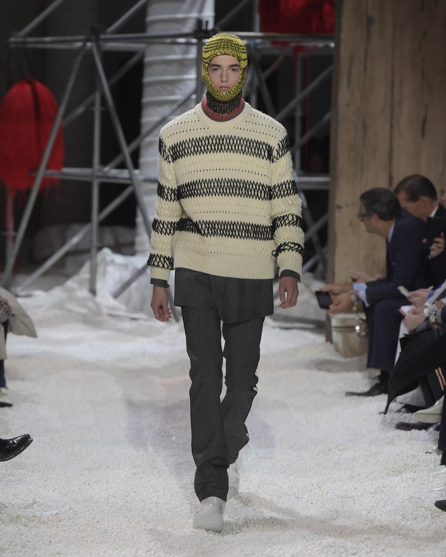 2018 Calvin Klein 205W39NYC Fall Winter Man