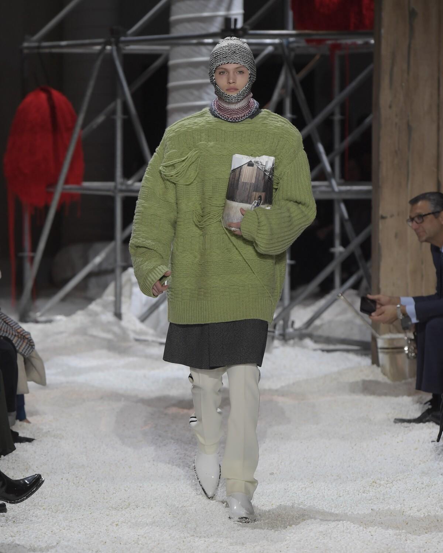 2018 Calvin Klein 205W39NYC Womenswear FW Catwalk