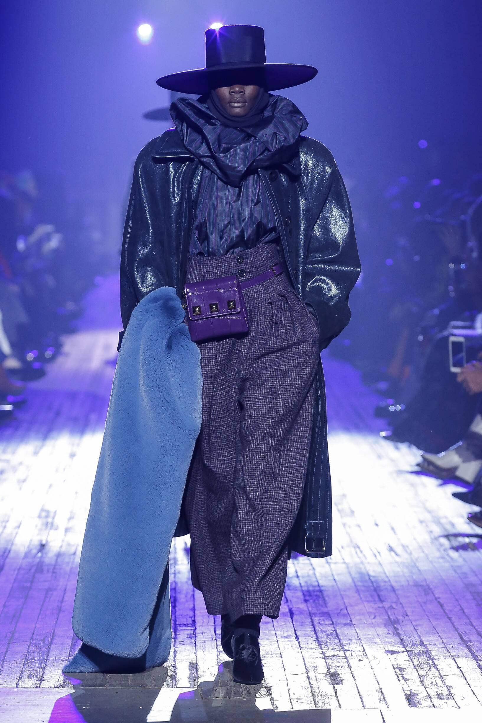 2018 Catwalk Marc Jacobs Woman Fashion Show Winter