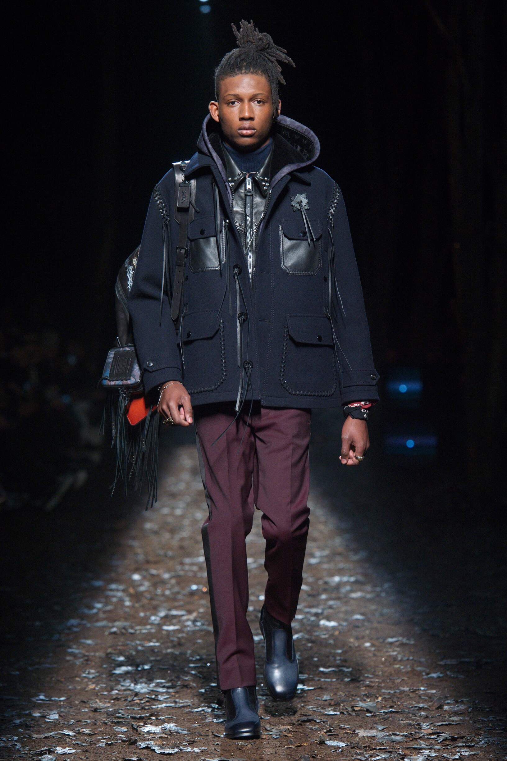 2018 Coach 1941 Man Winter Catwalk