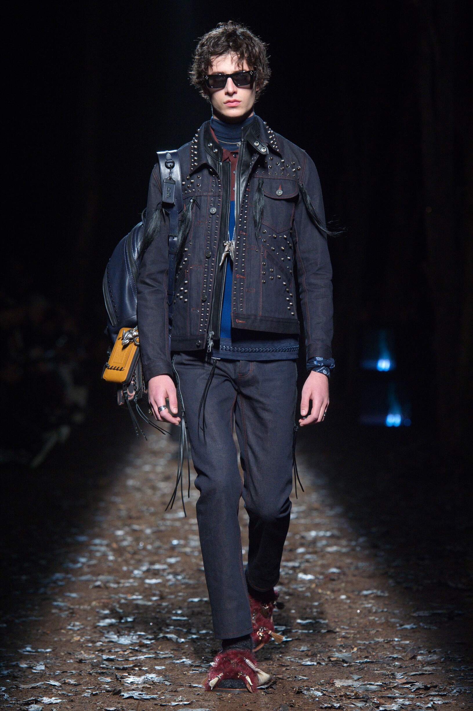 2018 Coach 1941 Menswear Winter Catwalk
