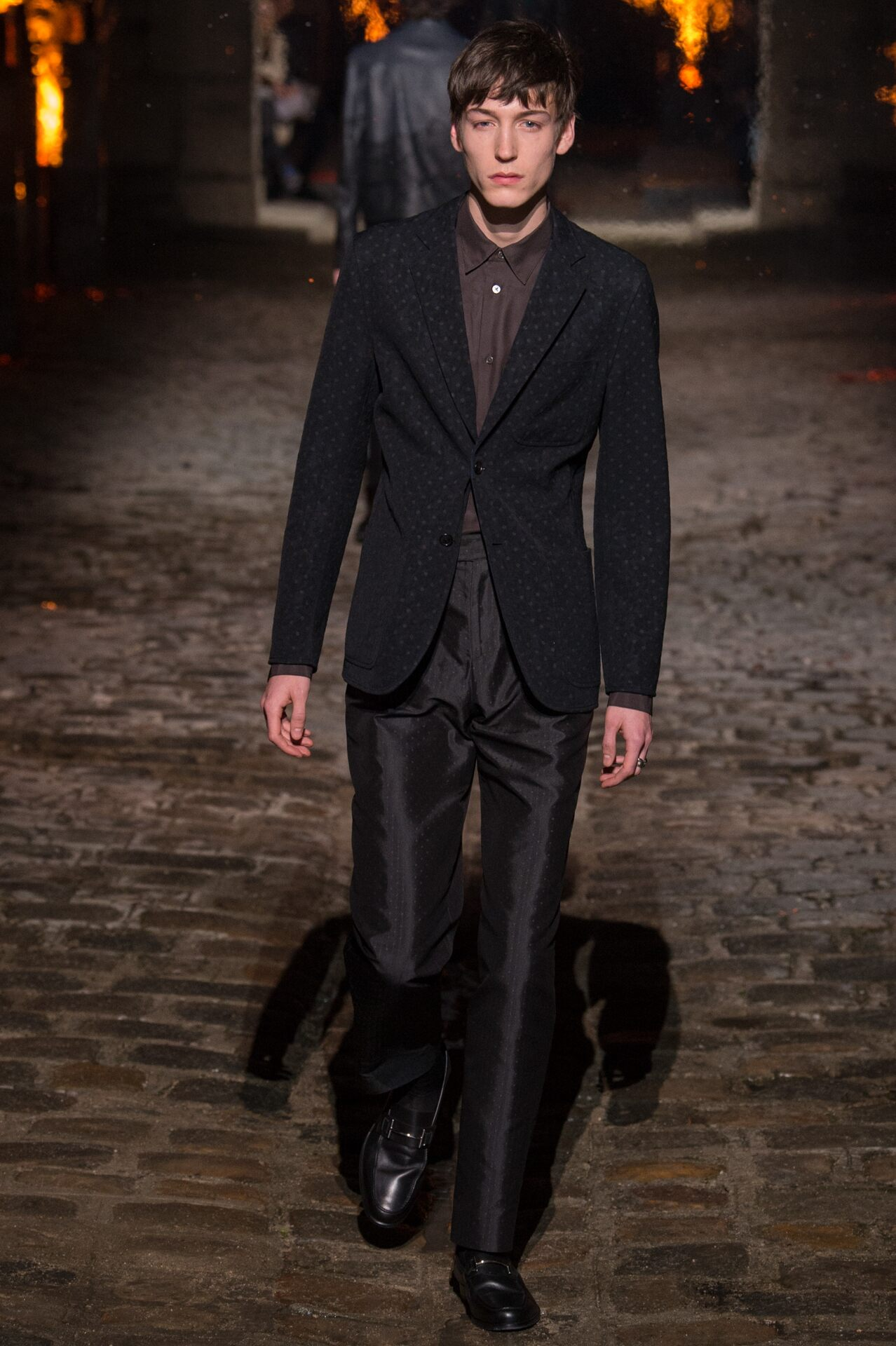 2018 Hermès Man Winter Catwalk