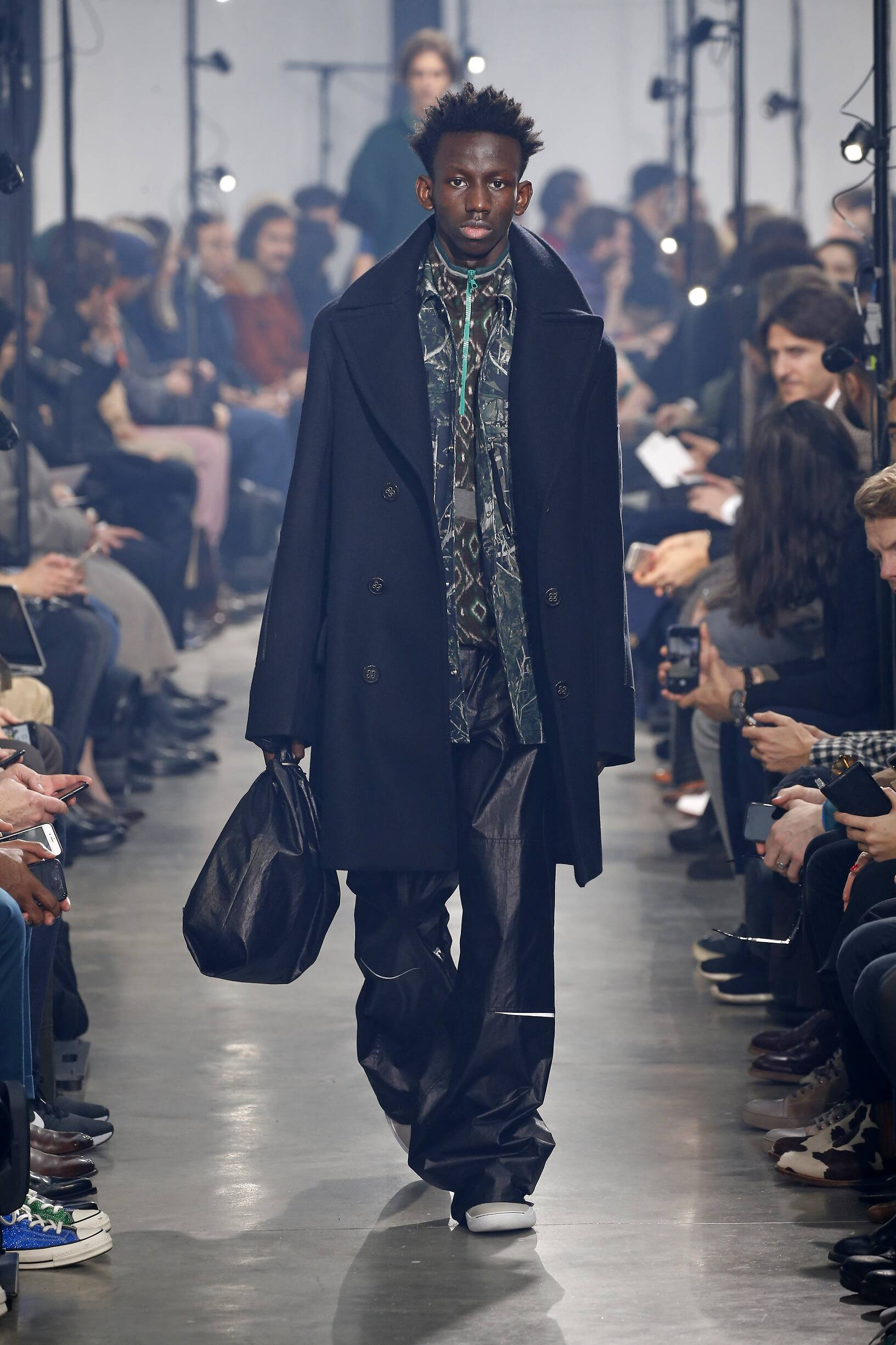 2018 Lanvin Fall Catwalk