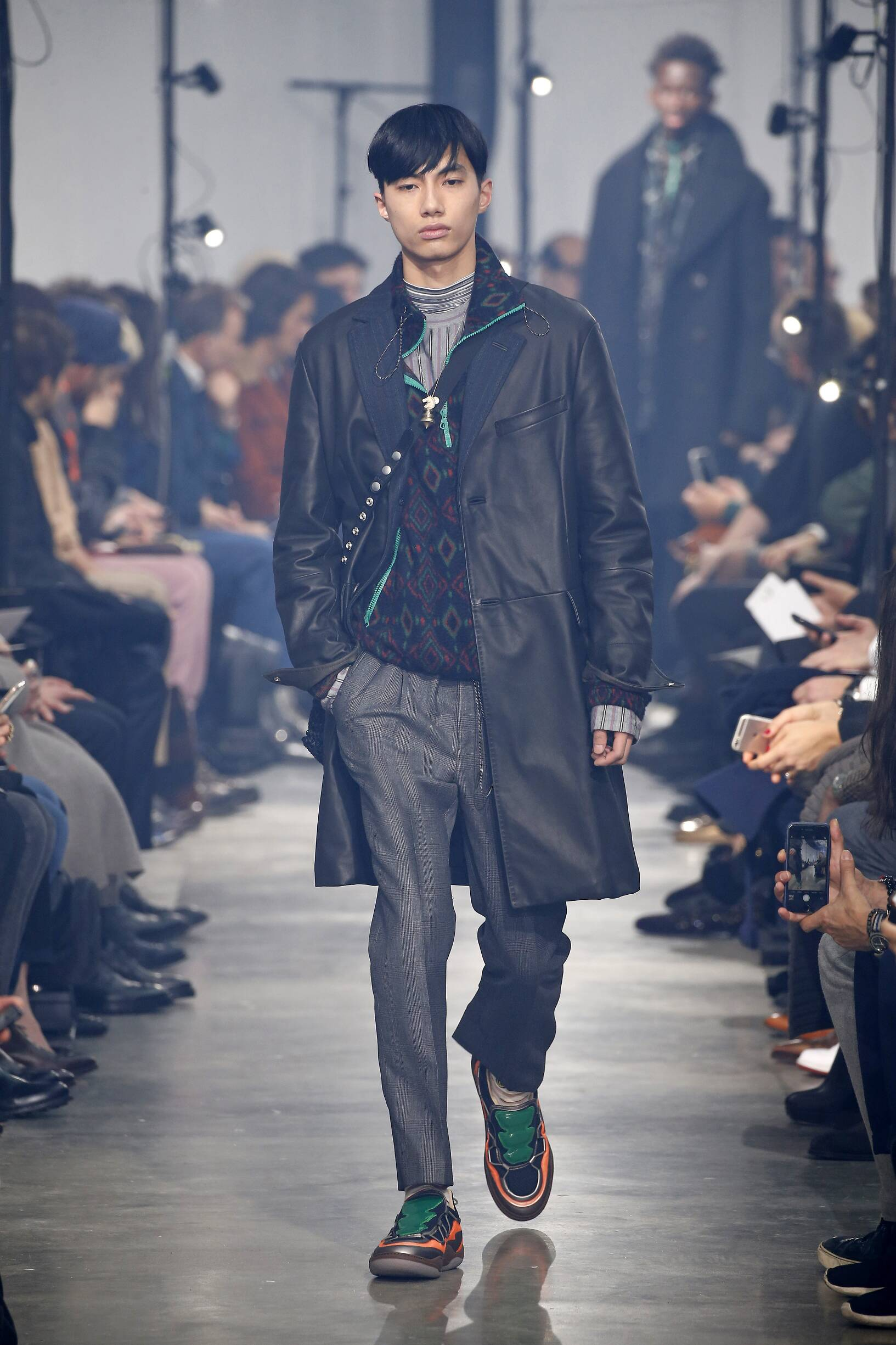 2018 Lanvin Fall Winter Man