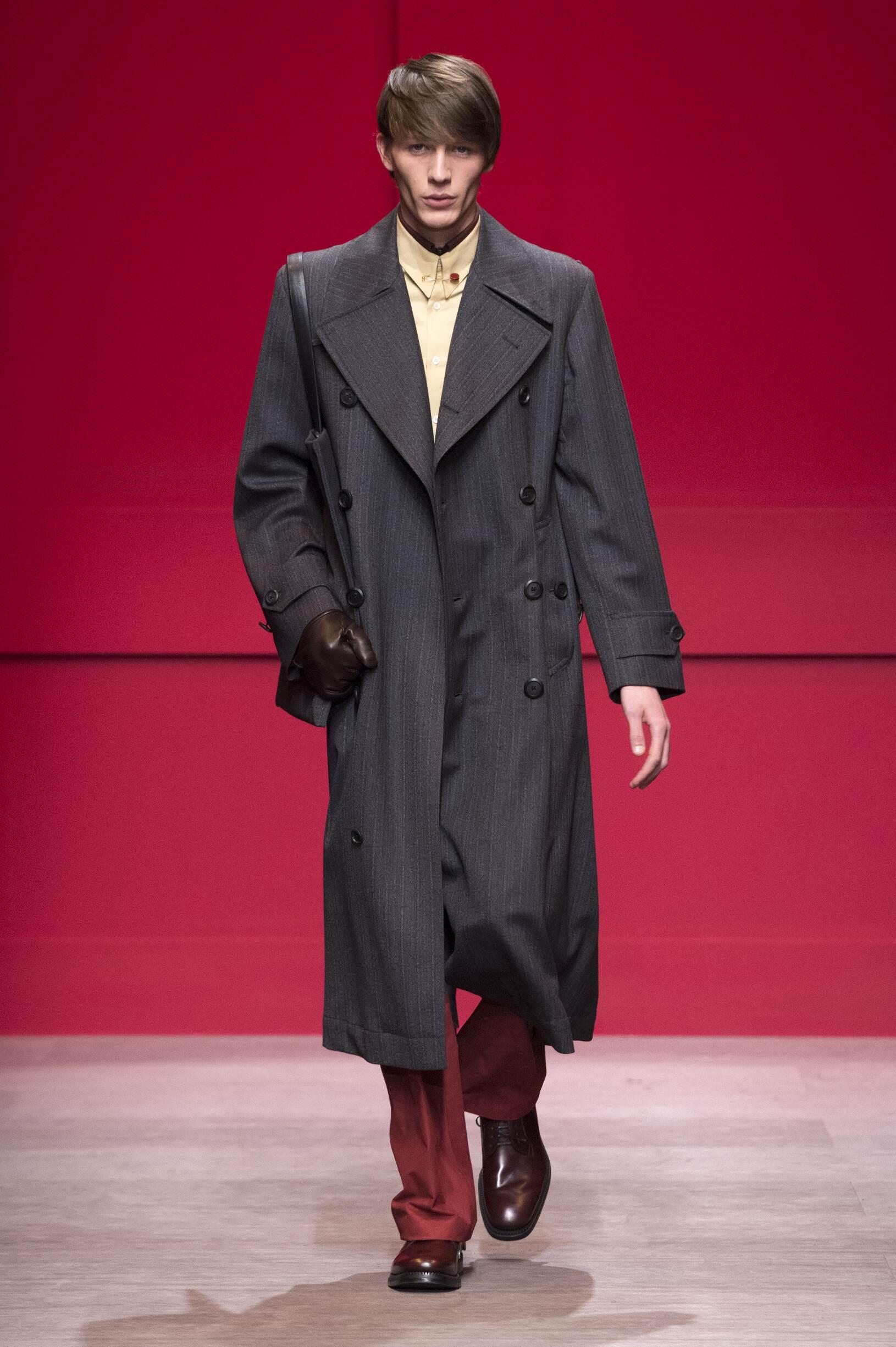 2018 Man Style Salvatore Ferragamo