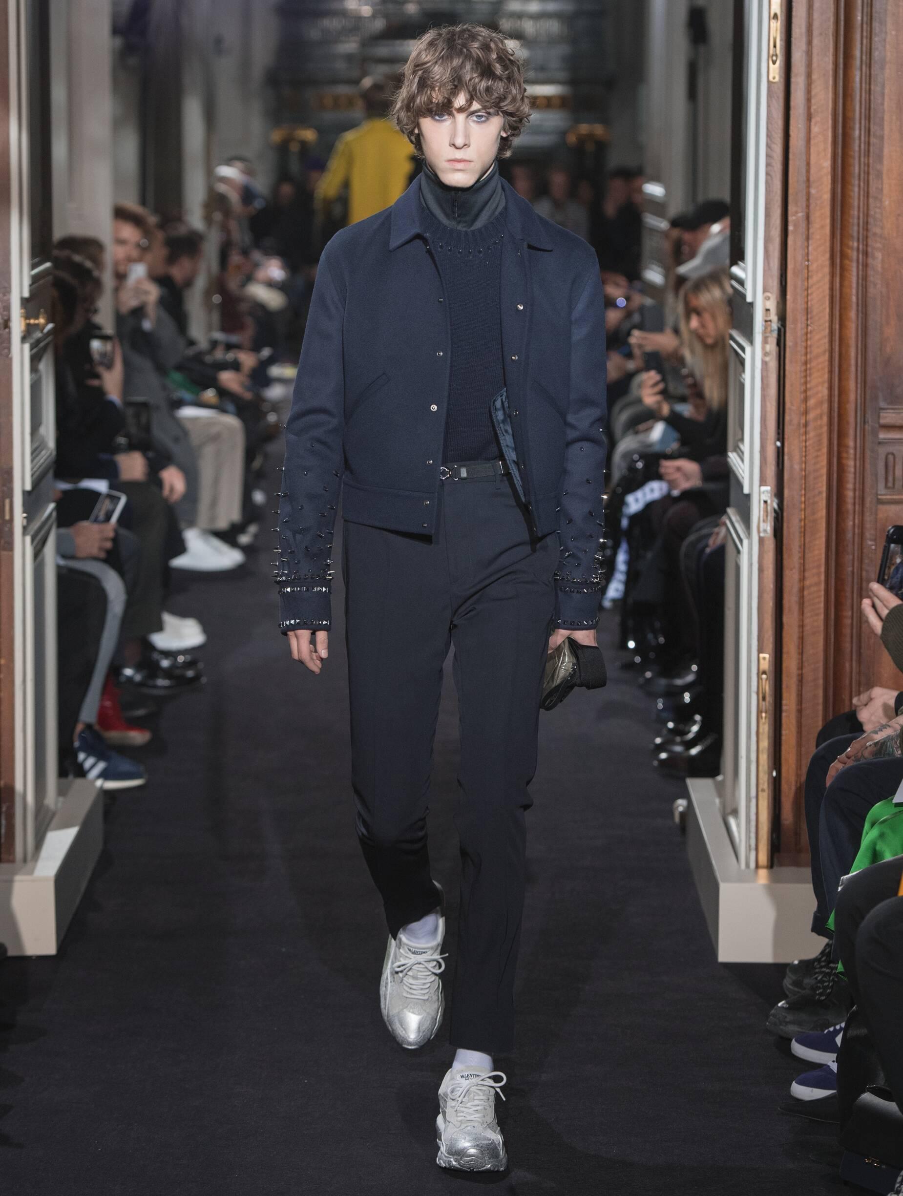 2018 Man Style Valentino