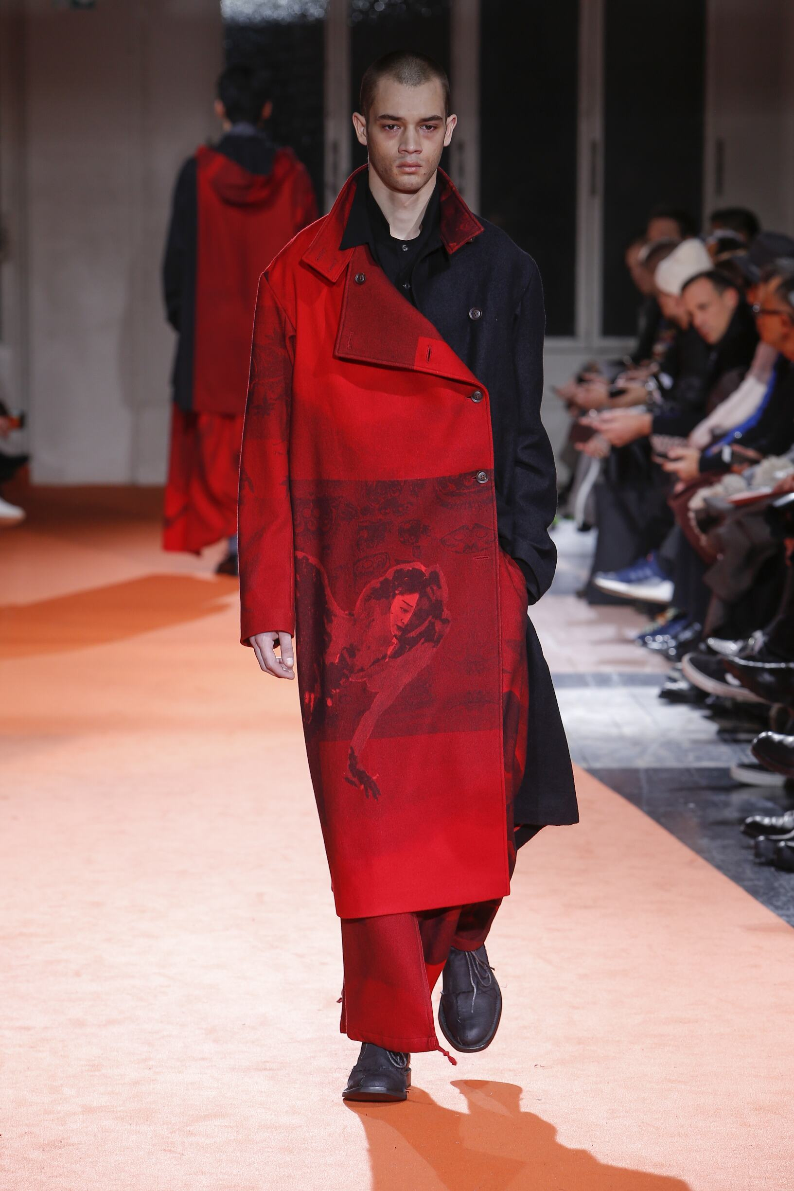 2018 Man Style Yohji Yamamoto