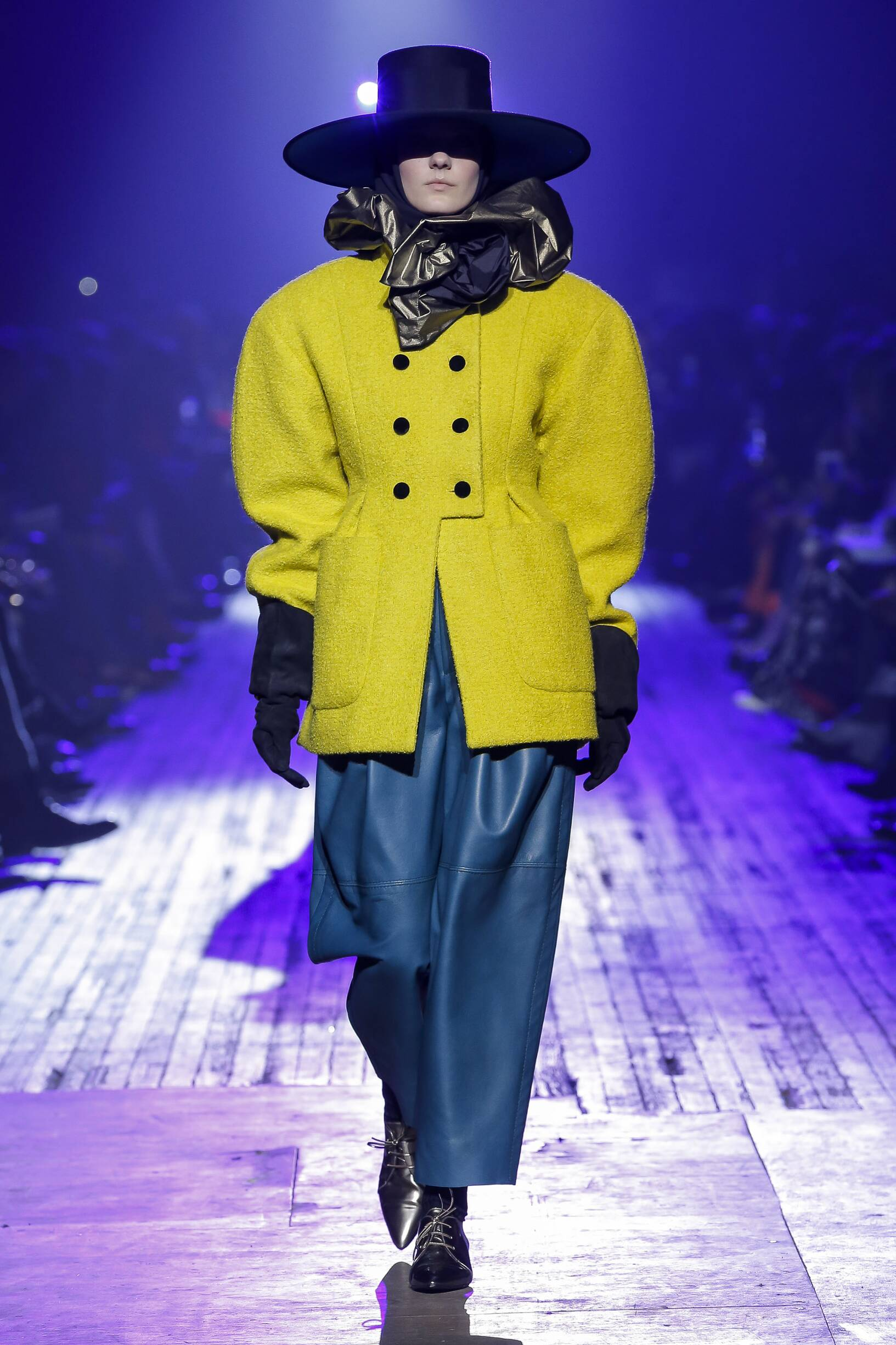 2018 Marc Jacobs Fall Catwalk