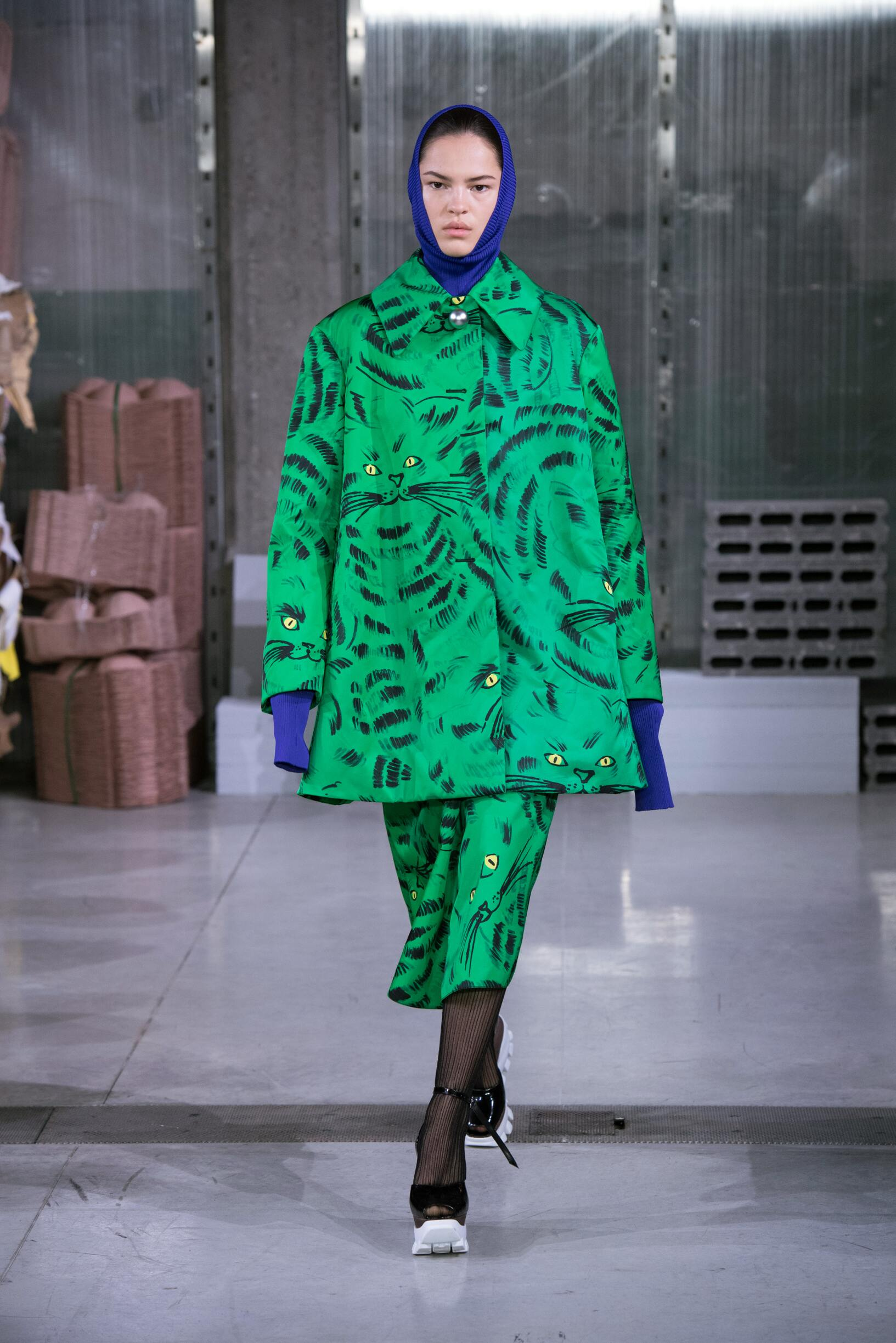 2018 Marni Fall Winter Woman