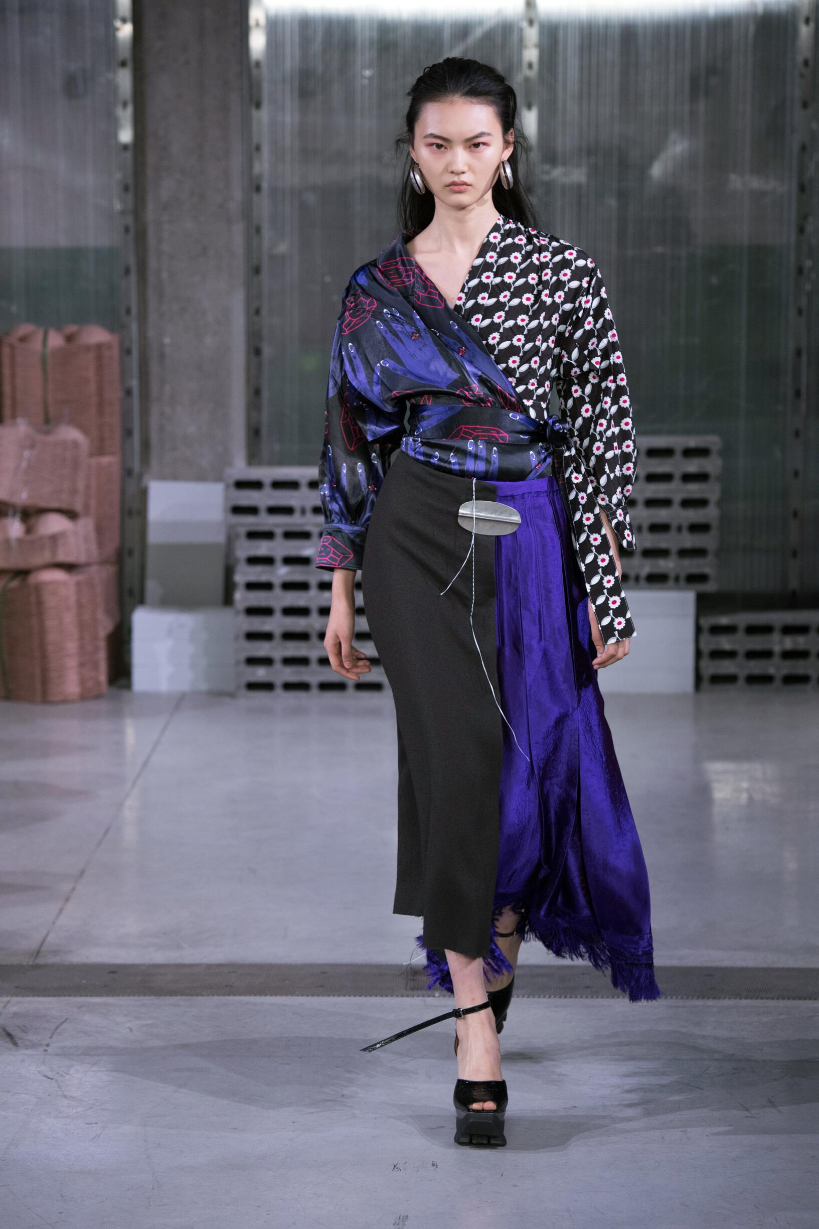 2018 Marni Woman Catwalk