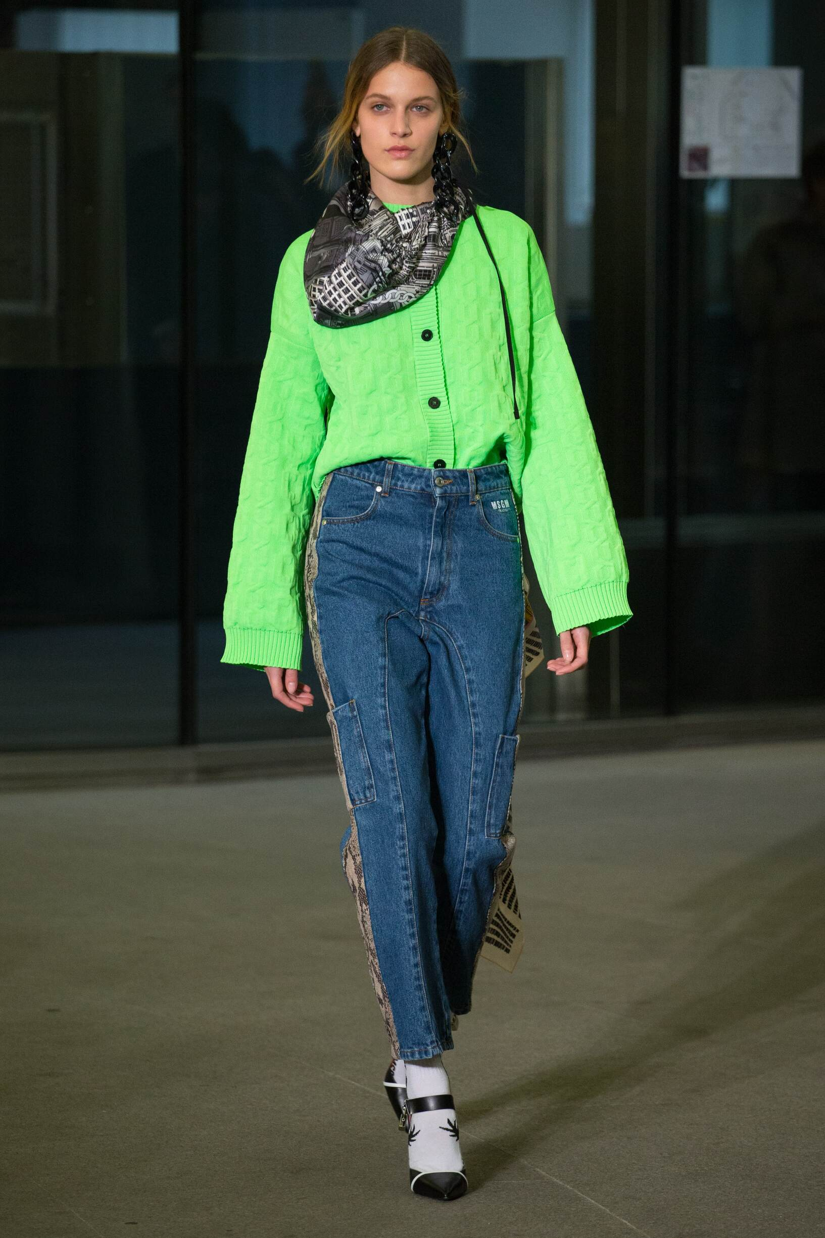 2018 Msgm Fall Winter Woman